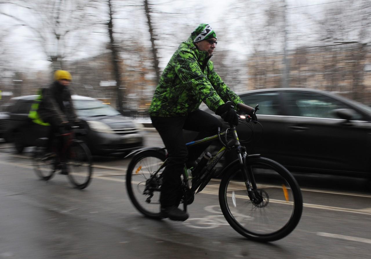 Власти Москвы закупят еще тысячу велосипедов в этом году