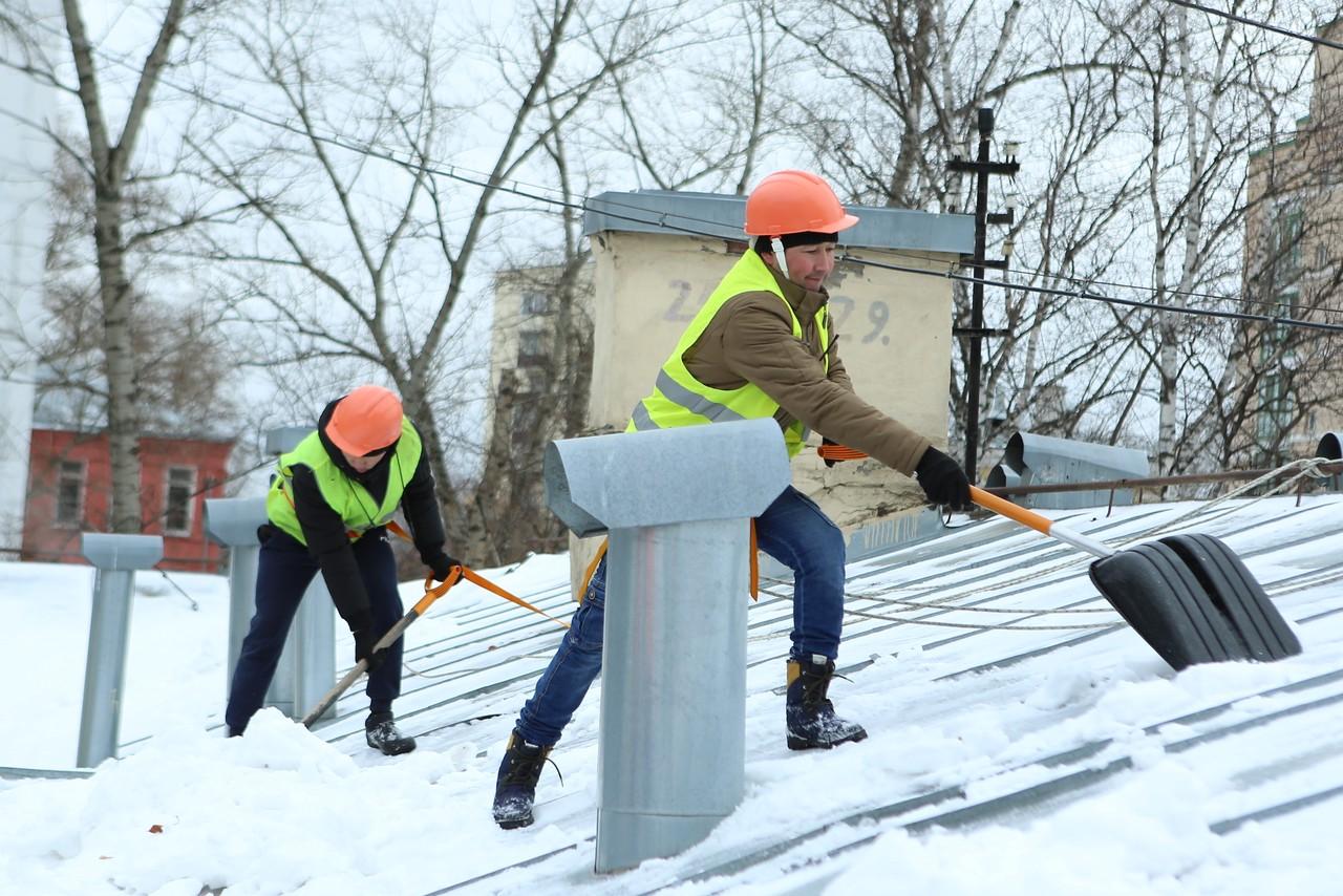 Крыши трех исторических зданий приведут в порядок в Даниловском