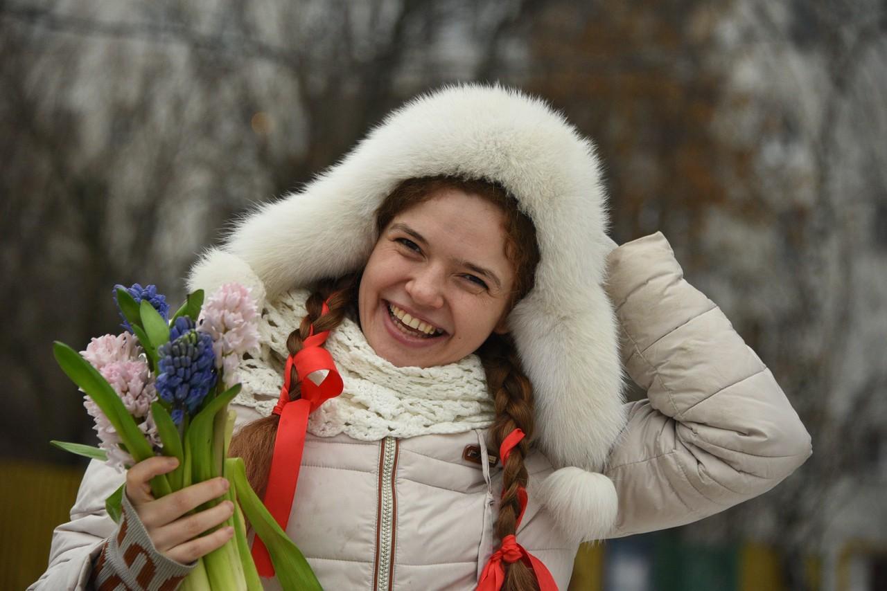 Фотовыставку в честь 8 Марта проведут в парках Москвы
