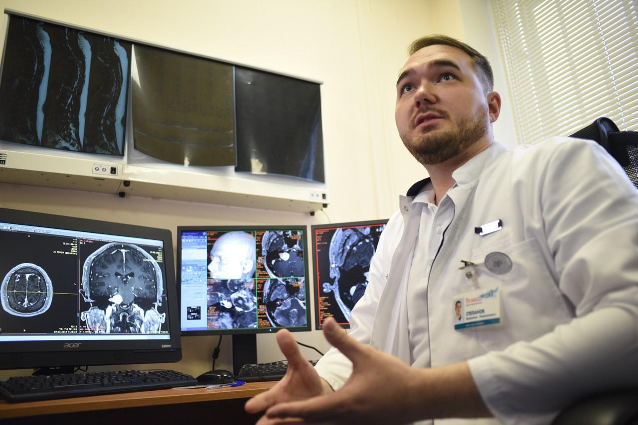Москвичи получили доступ к МРТ-снимкам в электронных медкартах