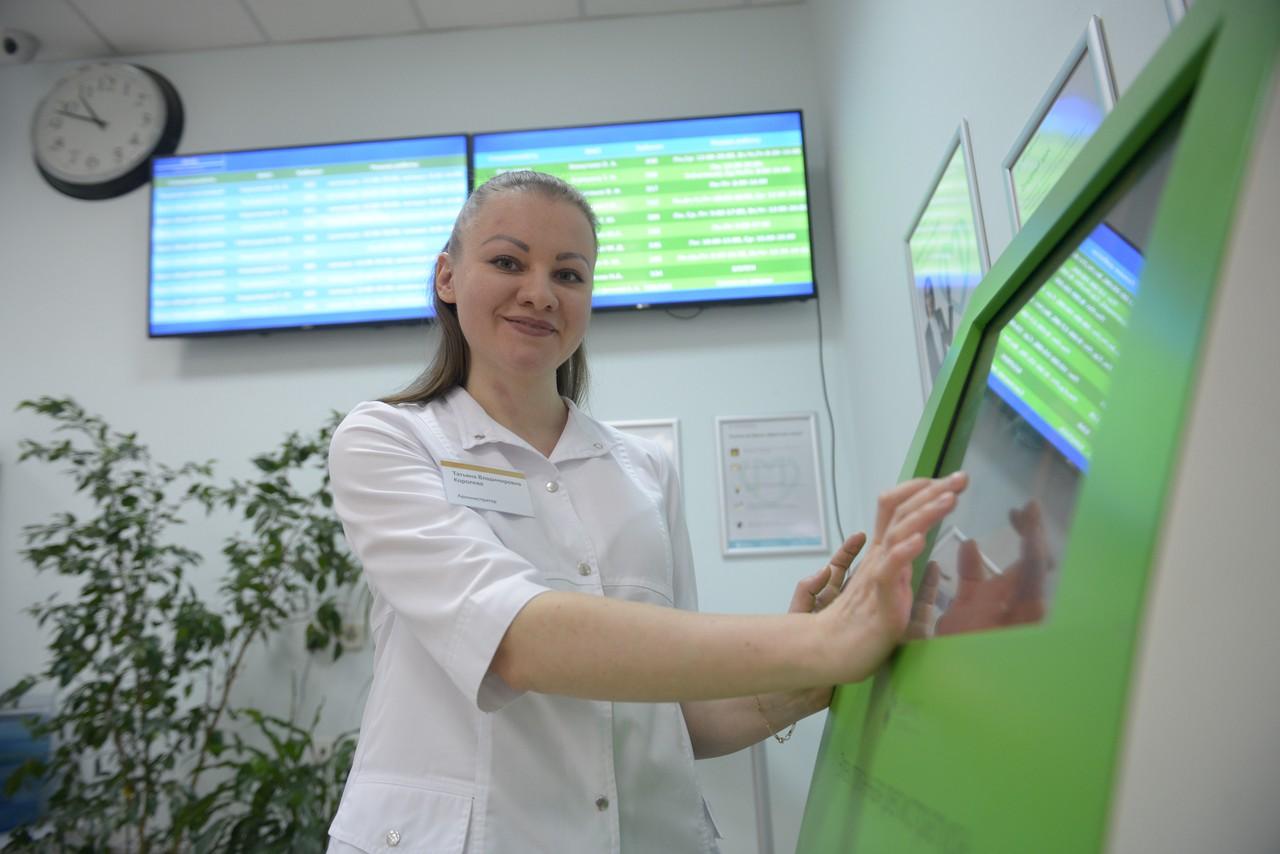 Детско-взрослую поликлинику на юге Москвы достроят весной