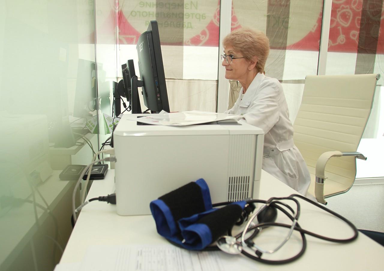 Свыше 28 тысяч человек обратились в центр амбулаторной онкологической помощи за три месяца