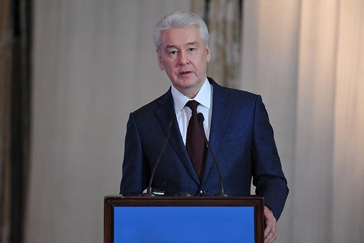 Собянин рассказал о технологиях, которые помогли Москве в борьбе с коронавирусом