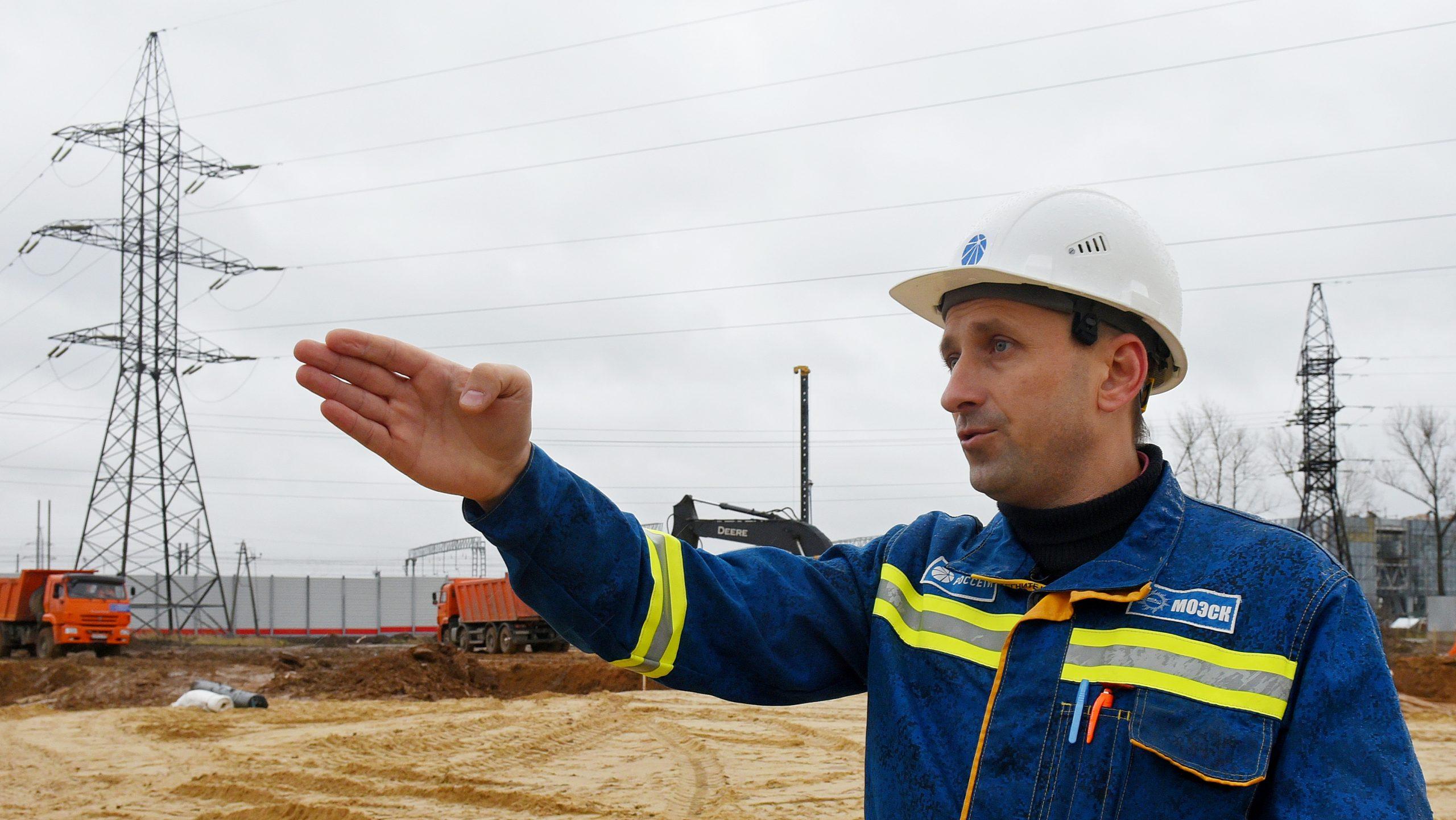 Работы будут организованы на участке между Пролетарским проспектом и МКАД. Фото: Александр Кожохин