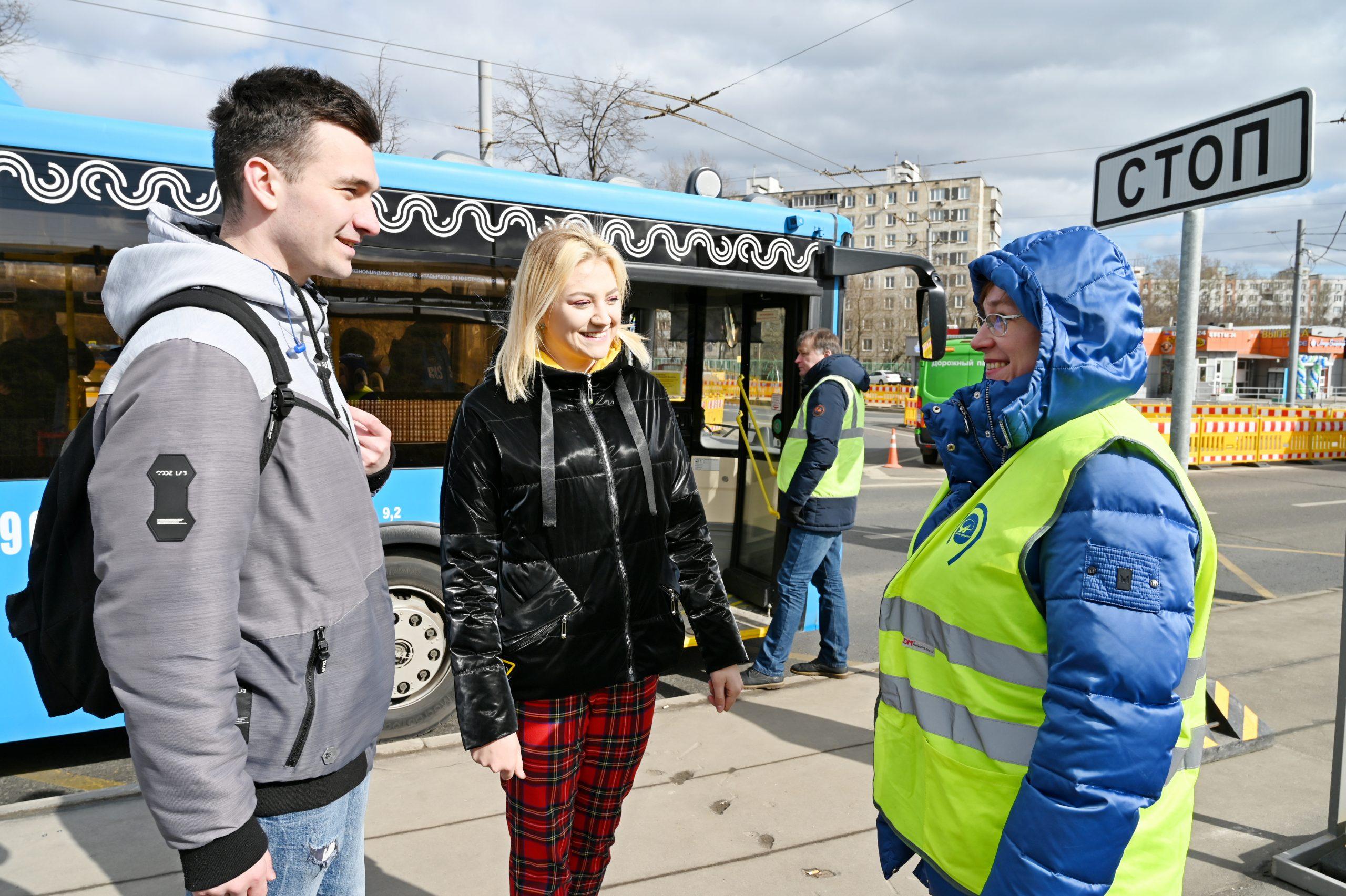 Москва запустит 80 автобусов «КМ» вдоль закрытого участка оранжевой линии метро