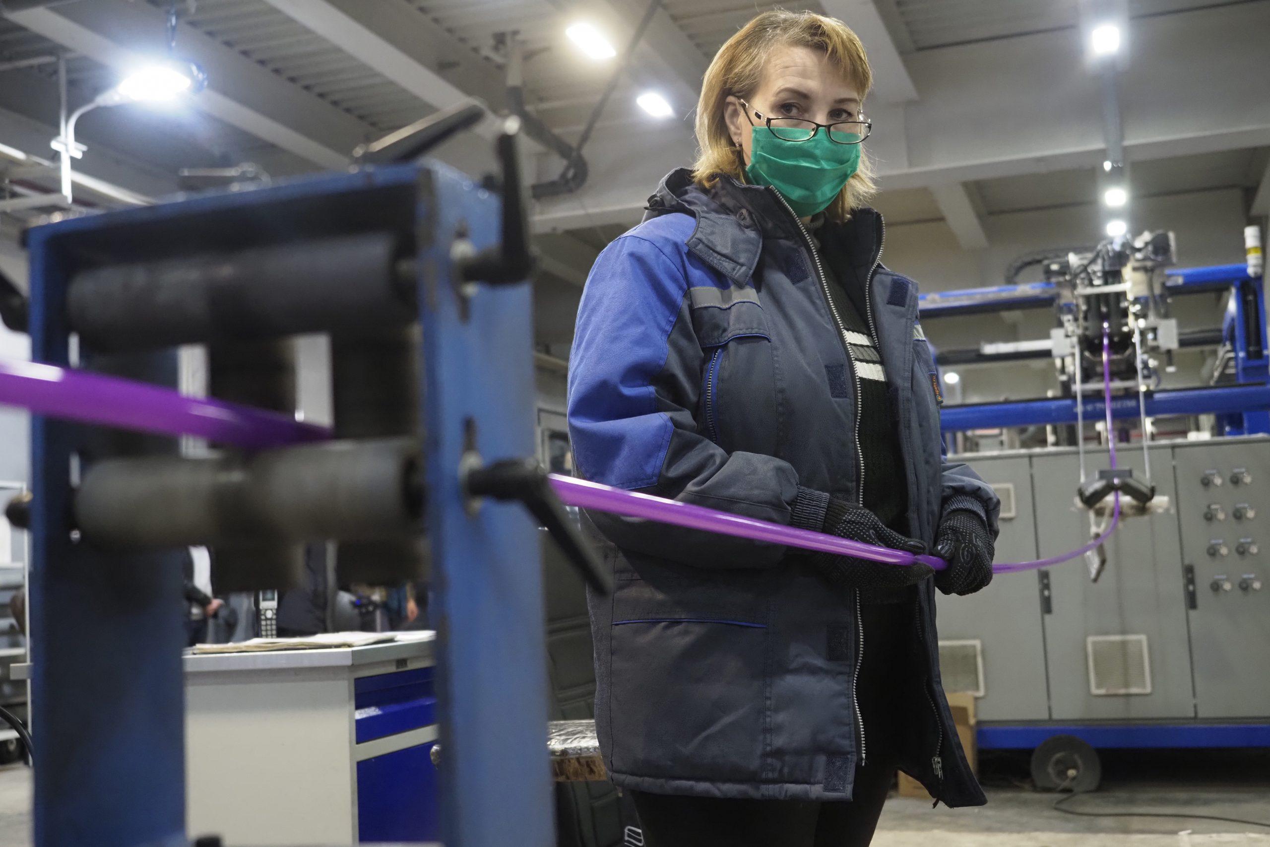 Власти Москвы выделили участок под промышленный технопарк в Царицыне