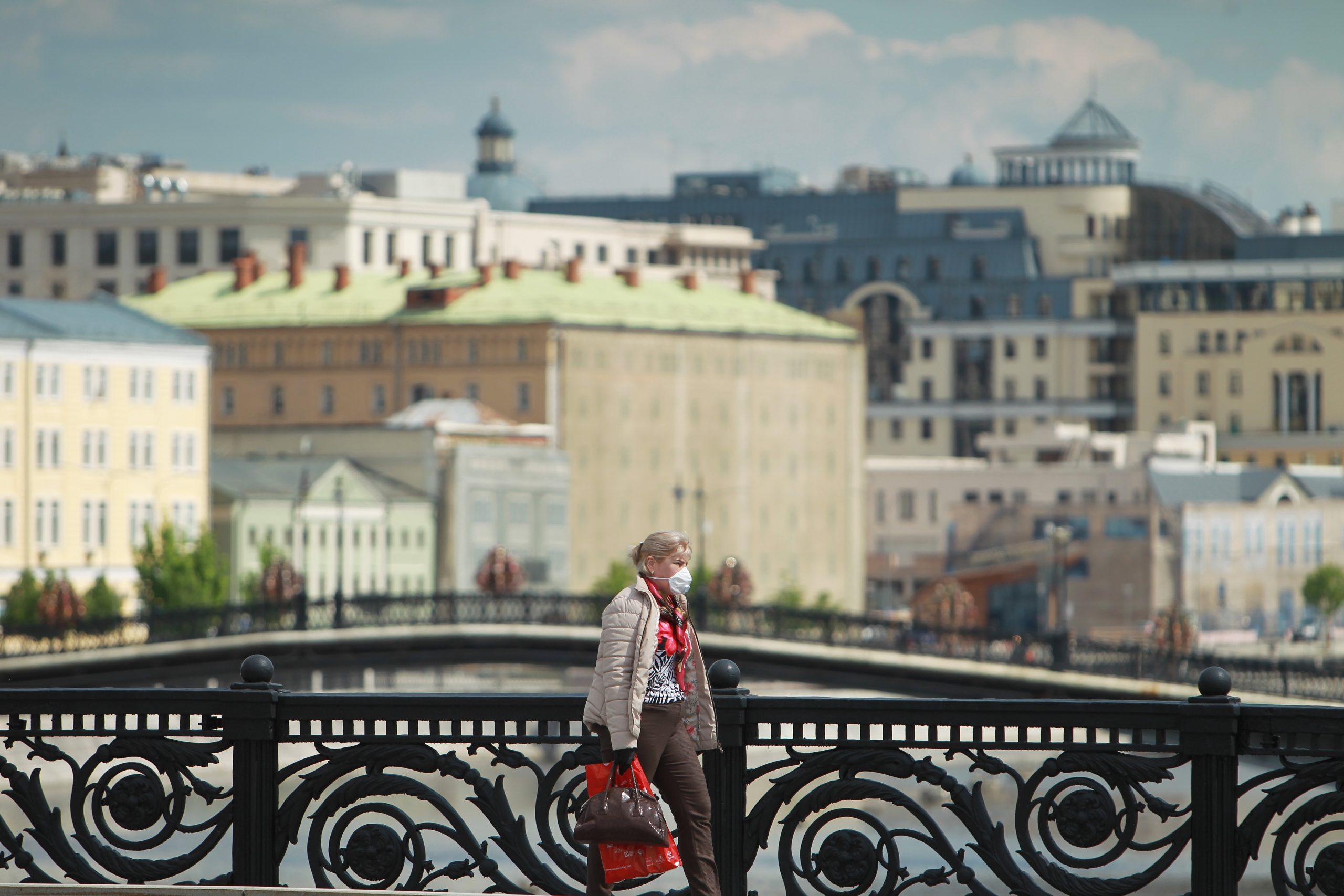 Летучие мыши в Москве могут выйти из спячки весной