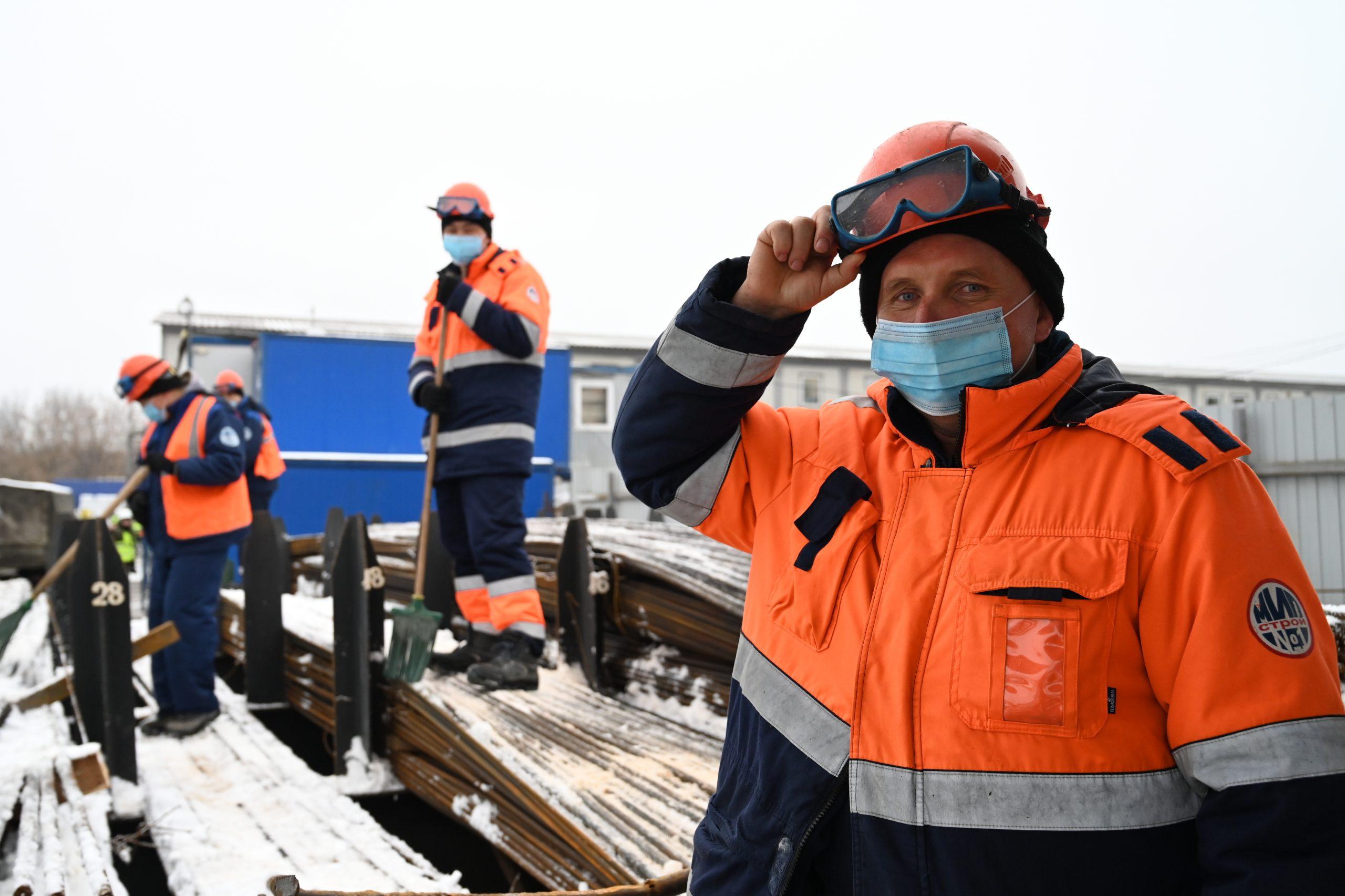 Мэр Москвы оценил эффект появления Большой кольцевой линии