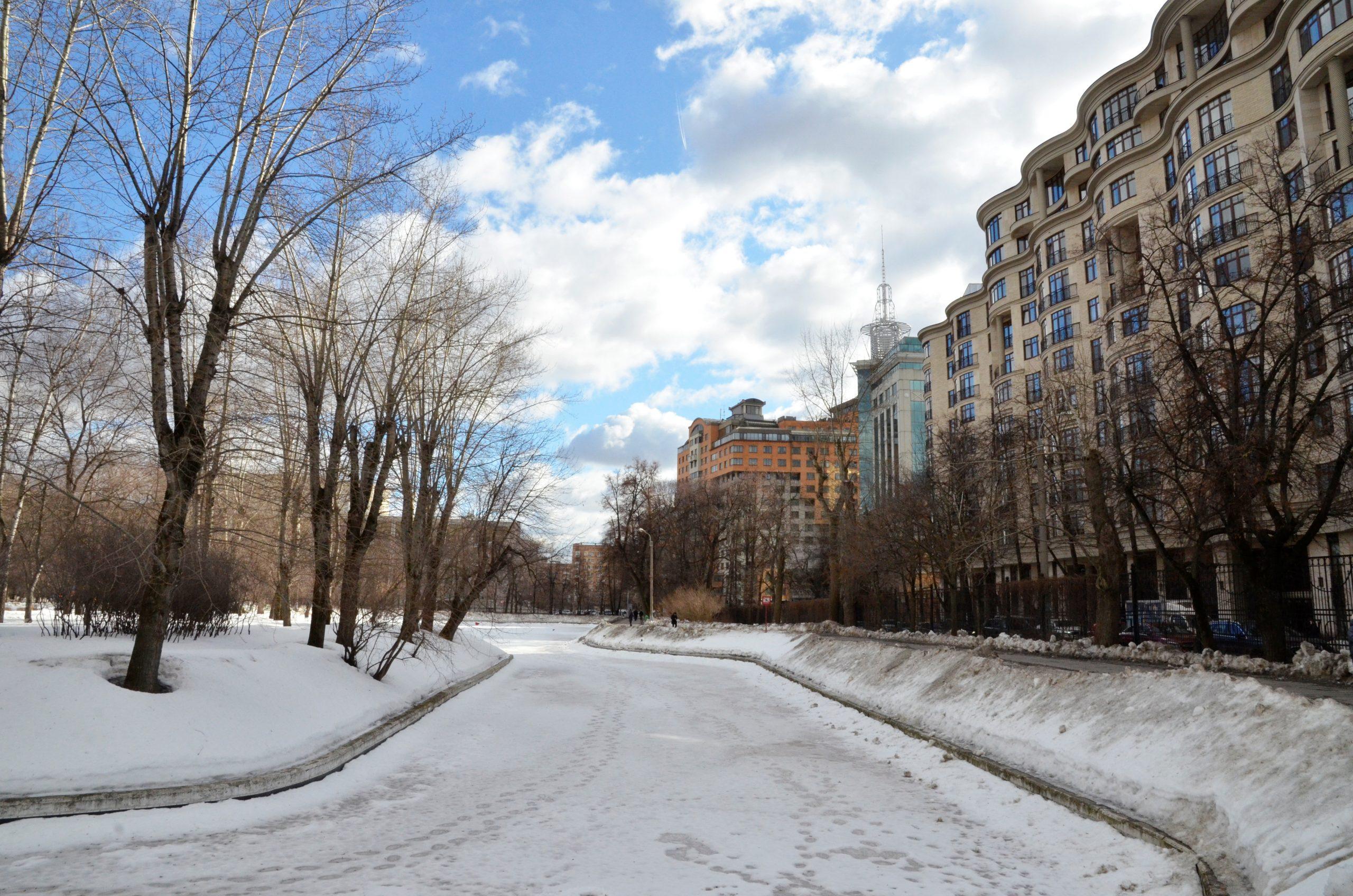 Жителей Москвы ждет затяжная «зима»