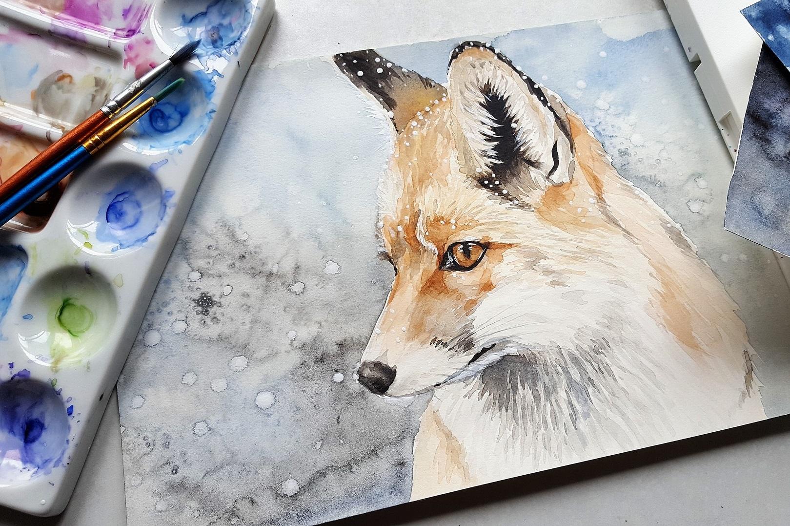 Мастер-класс по акварельной живописи проведут в «Загорье»