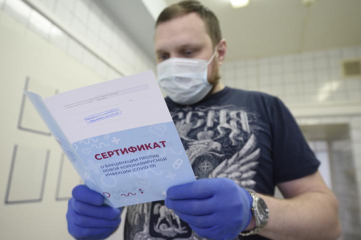 Спутник V: москвичам рассказали о перспективах вакцины