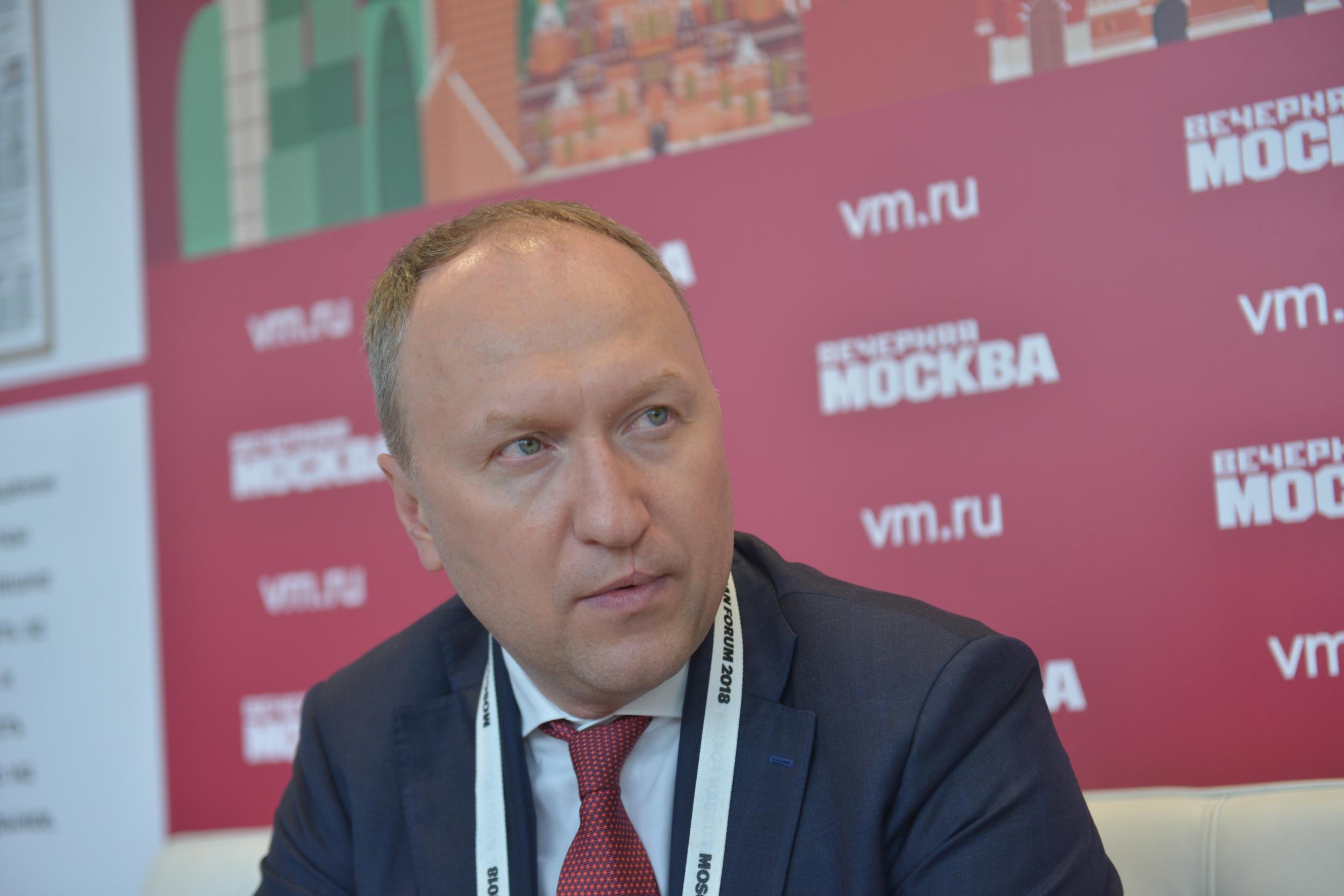 Строительная отрасль Москвы стимулирует экономику половины регионов России