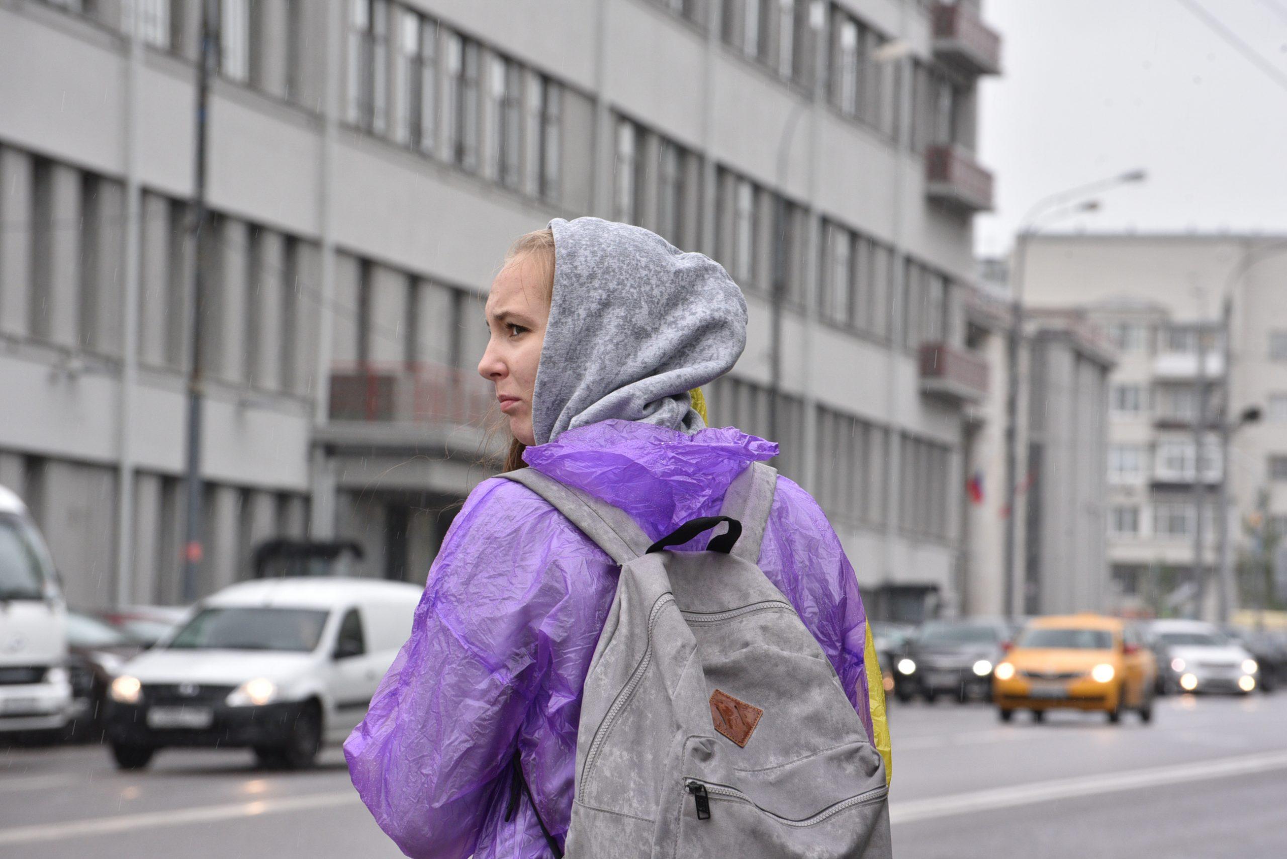 Компанию ему составит дождь. Фото: Пелагия Замятина