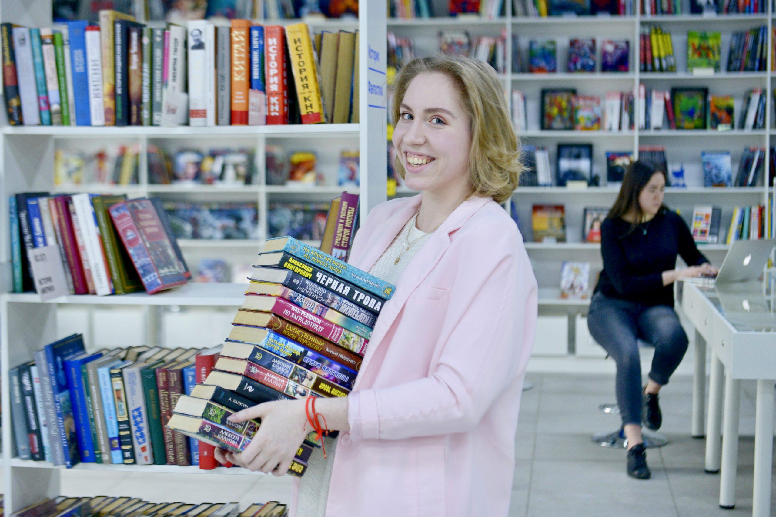 Библиотеки Москвы проведут свыше 300 мероприятий в рамках недели детской книги