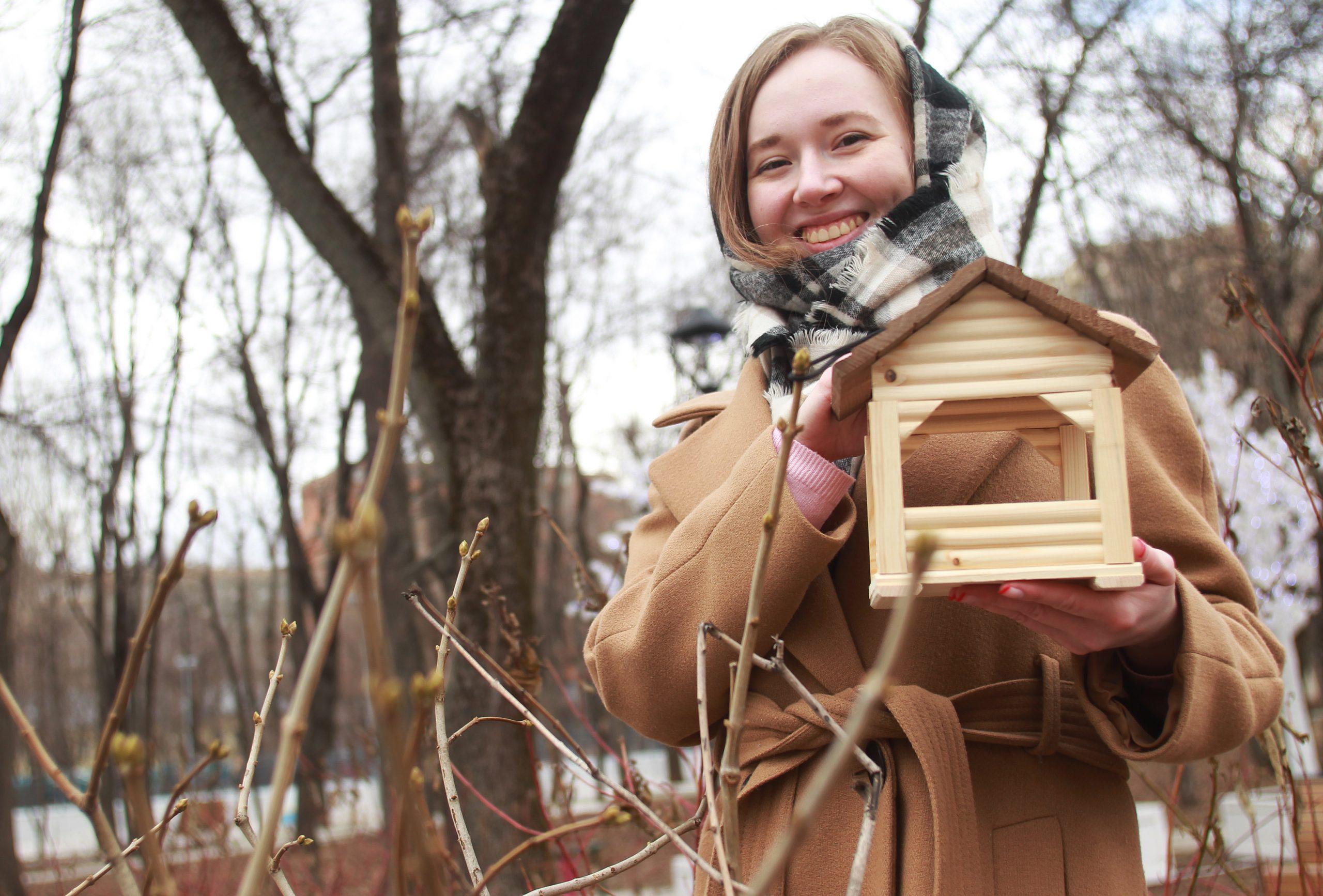 Экоцентр «Скворечник» на юге Москвы проведет детский квест