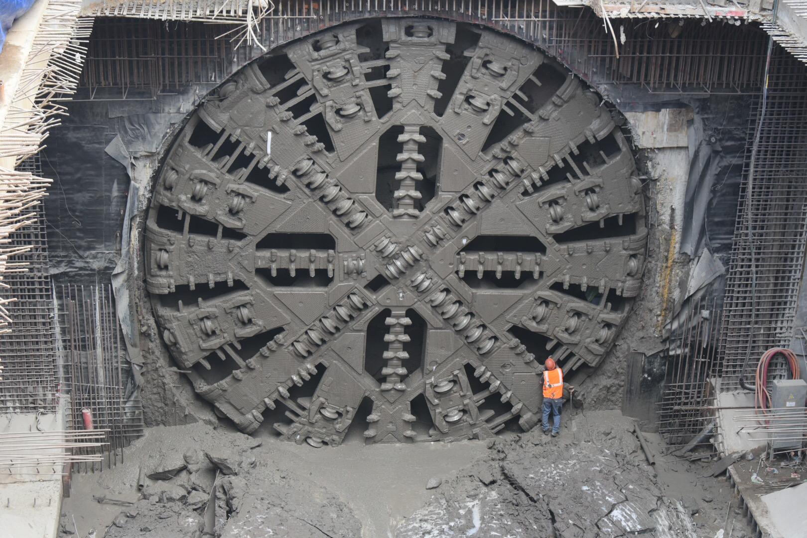 Последний тоннель проложили на юге Большого кольца московского метро