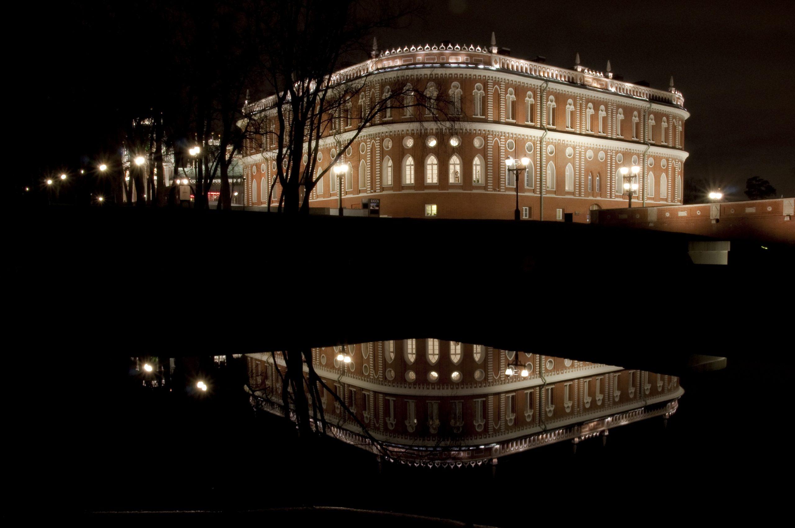 Музеи-заповедники «Царицыно» и «Коломенское» примут участие в акции «Час Земли»