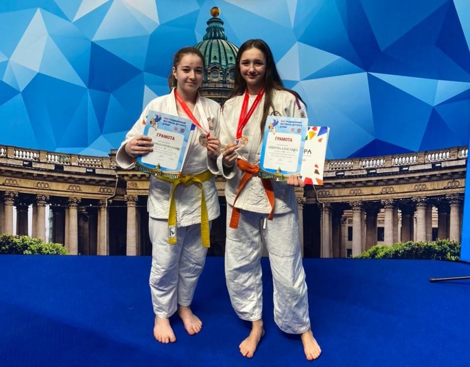 Спортсмены юга представили Москву на фестивале дзюдо