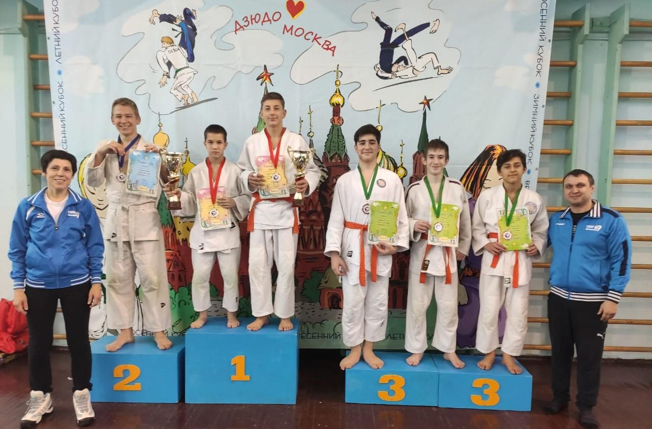 Свыше десяти медалей завоевали в «Весеннем кубке» воспитанники спортивной школы №47