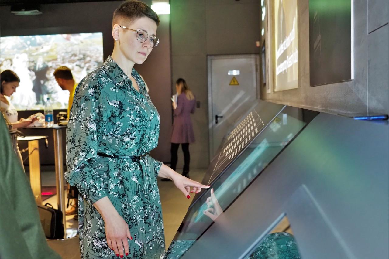 Москвичей пригласили на выставку современного искусства в «Зарядье»
