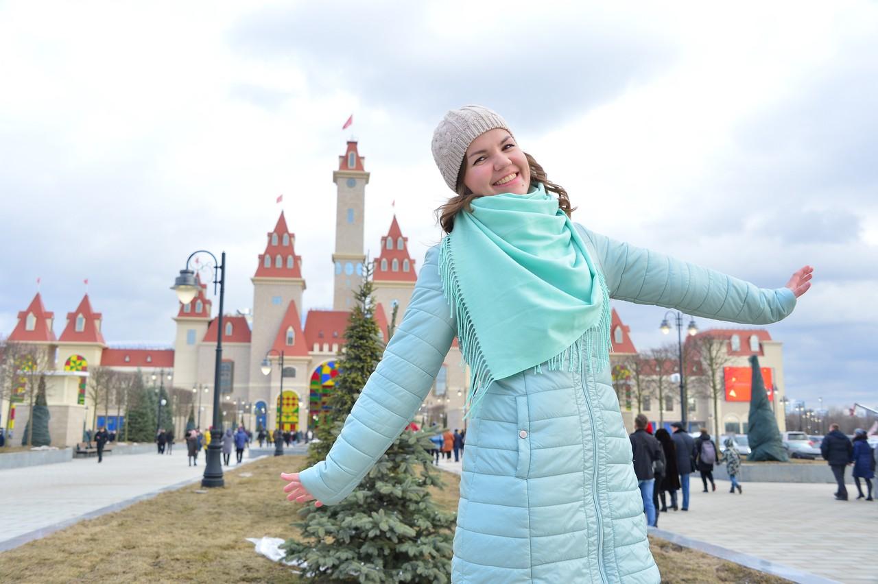 Парк «Остров Мечты» на юге Москвы стал лучшим виндустрии развлечений