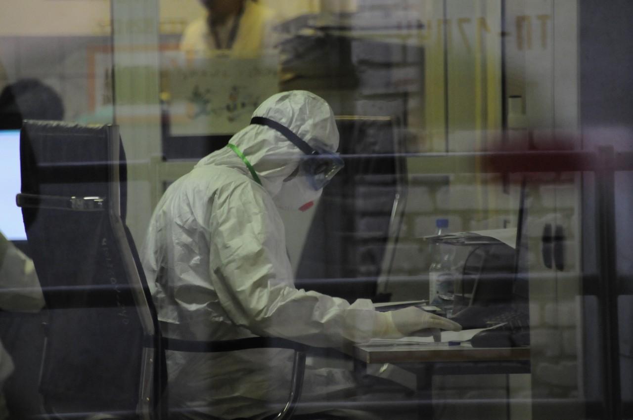 Более 1,5 тысячи случаев коронавируса подтвердили в Москве