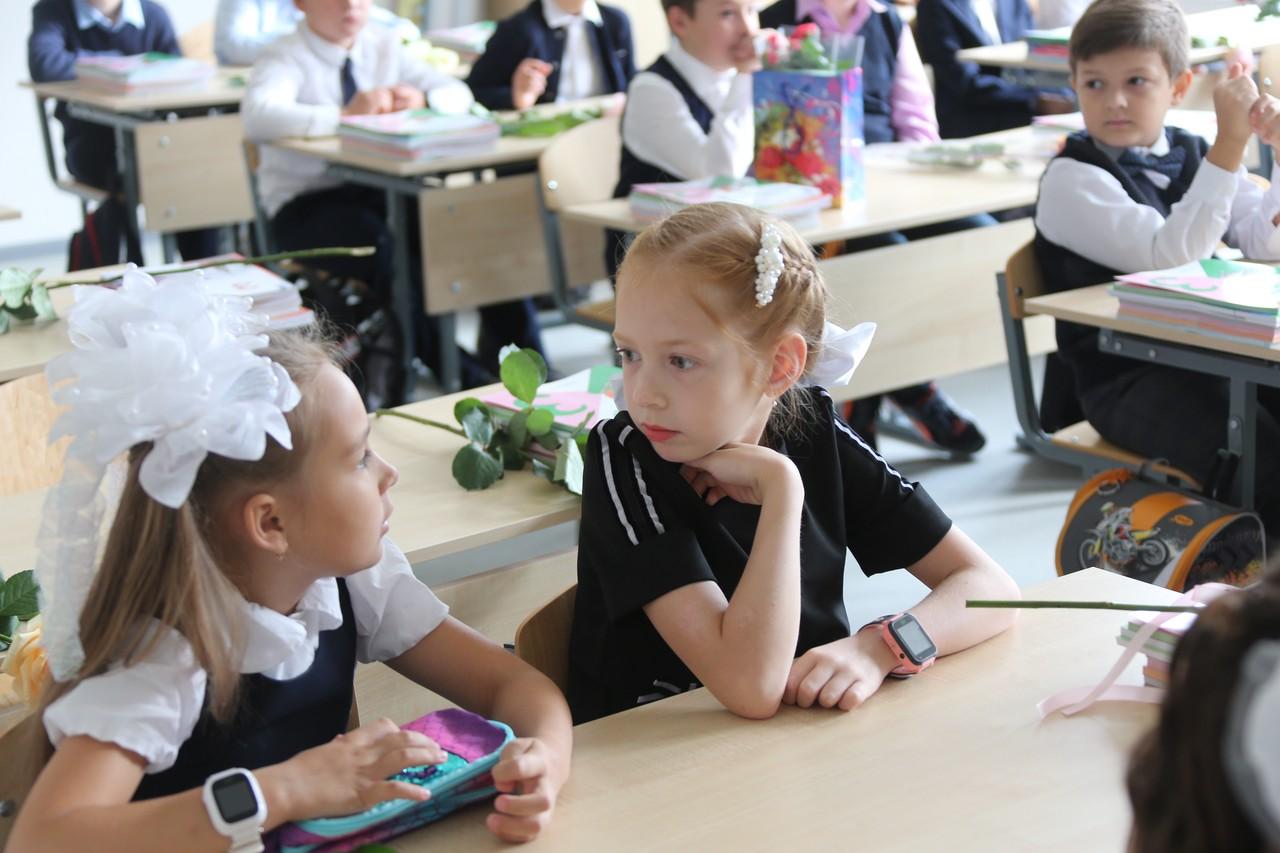 Школу-трансформер построили на юго-западе Москвы