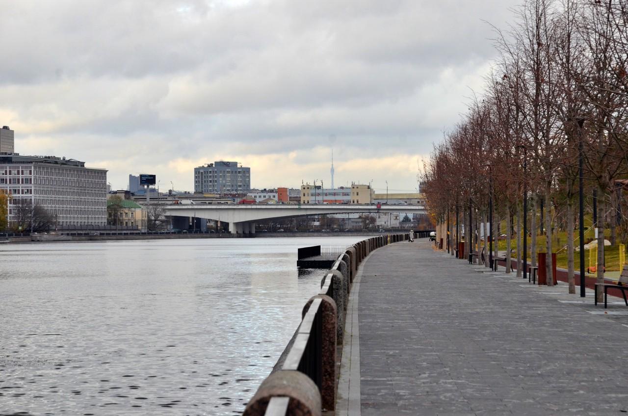 Москвичей ждет теплая погода в субботу