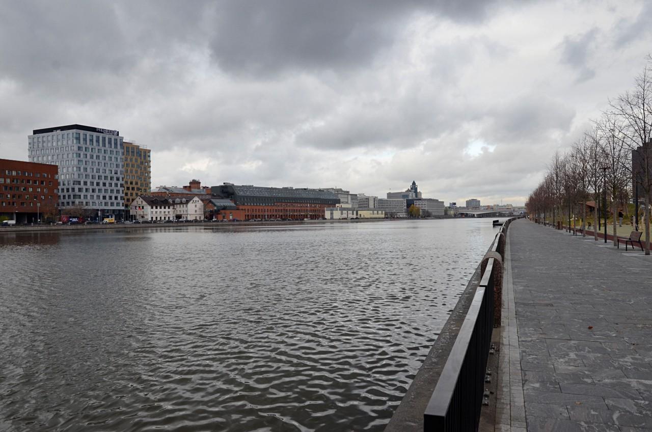 Посвященные авангардистам арт-объекты разместят на набережной Марка Шагала