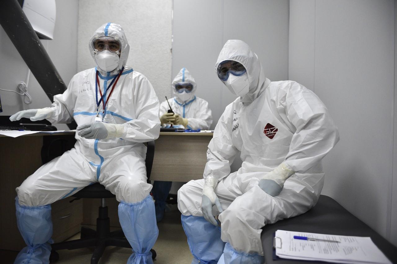 Еще 1,7 тысячи случаев коронавируса зафиксировали в Москве
