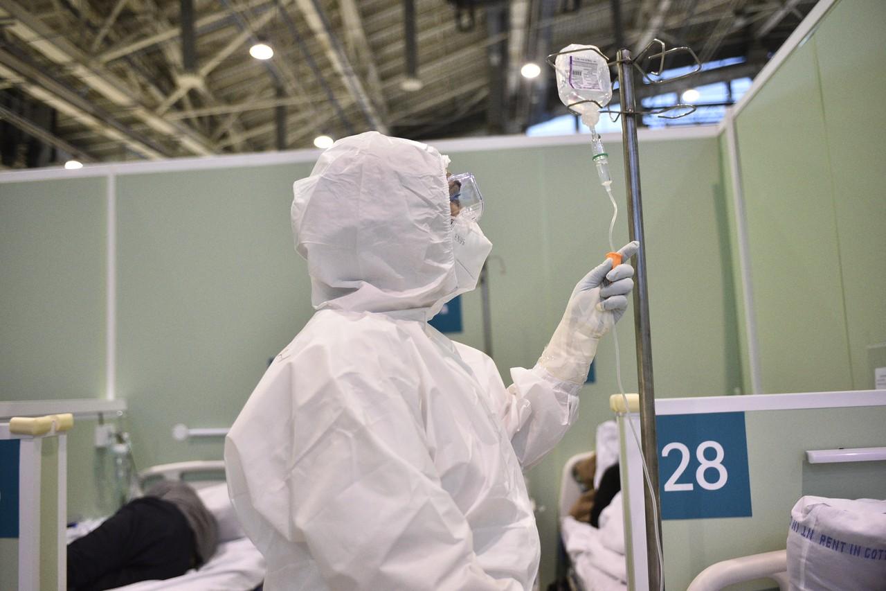 Еще 2,2 тысячи случаев коронавируса выявили в Москве