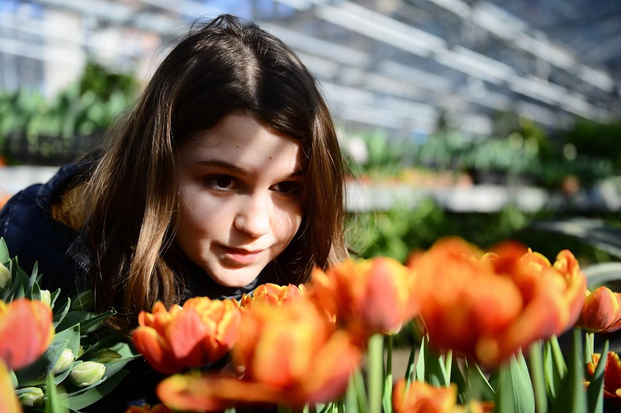Москвичей пригласили на весенний фестиваль цветов
