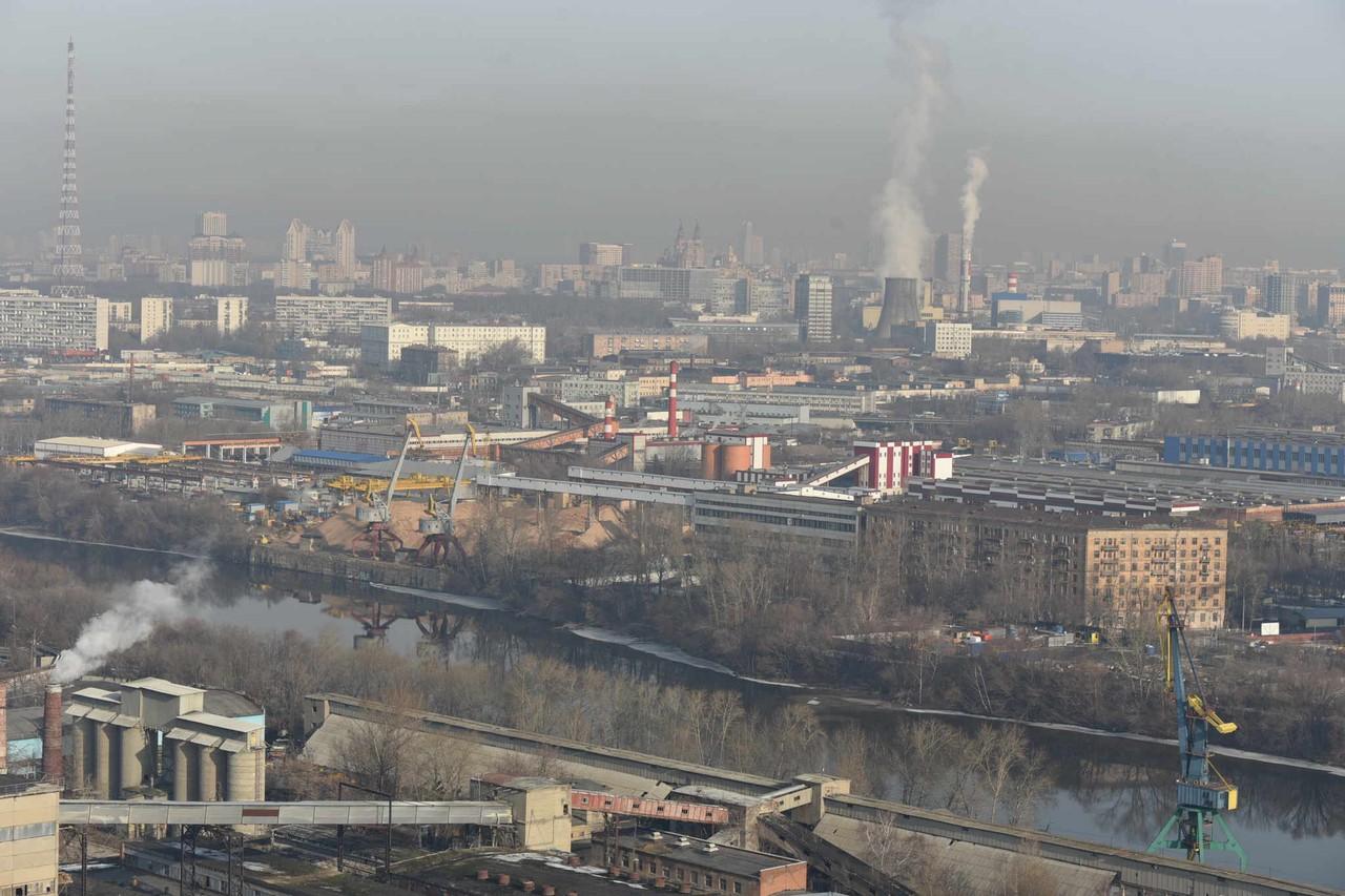 Более одного триллиона рублей направят на реорганизацию 26 участков бывших промзон Москвы