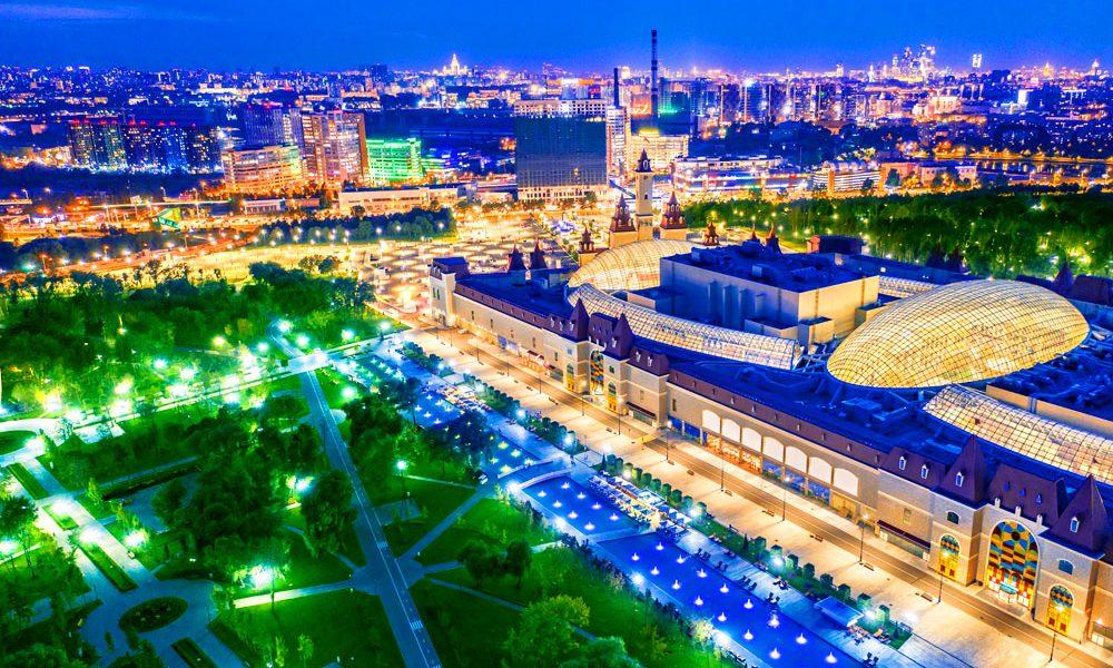 Ландшафтный парк «Острова Мечты» отроет летний сезон в Москве