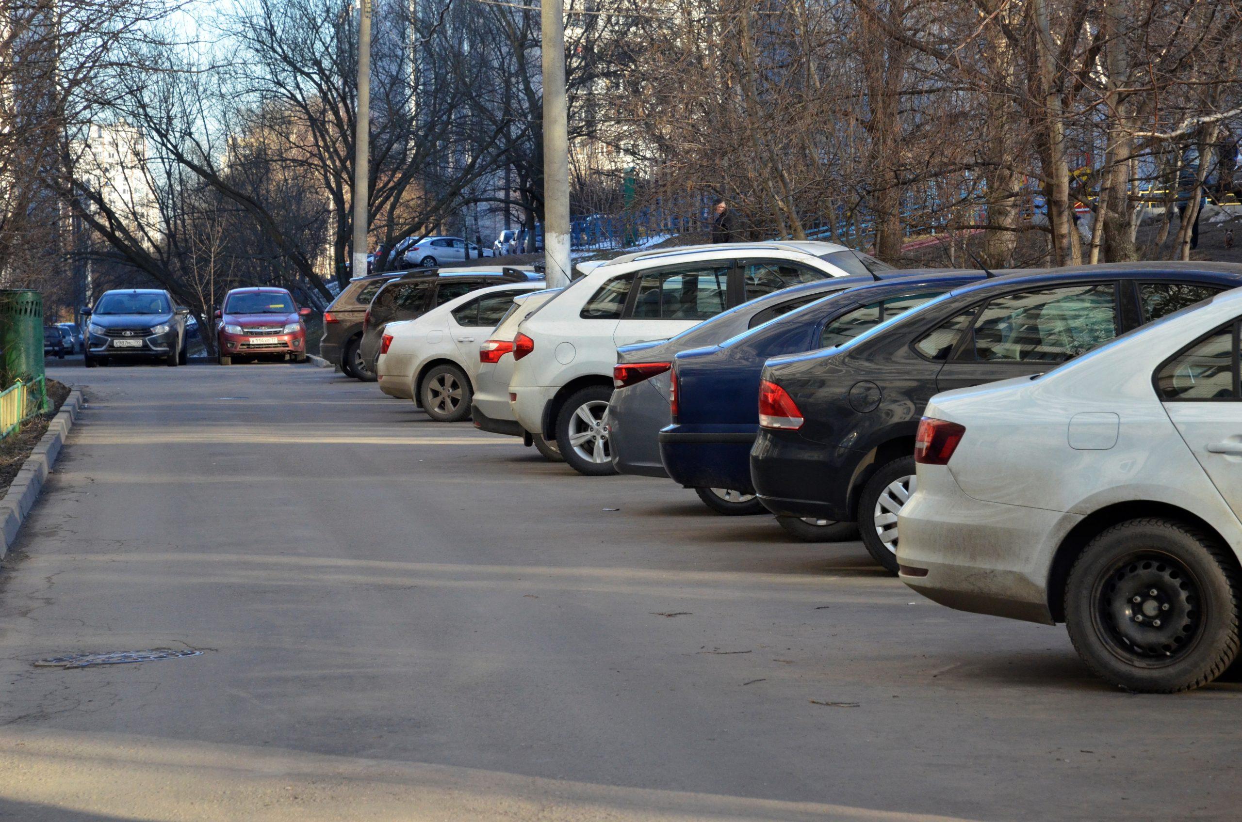 Водители Южного округа выкупили 39 машино-мест со скидкой в 2021 году