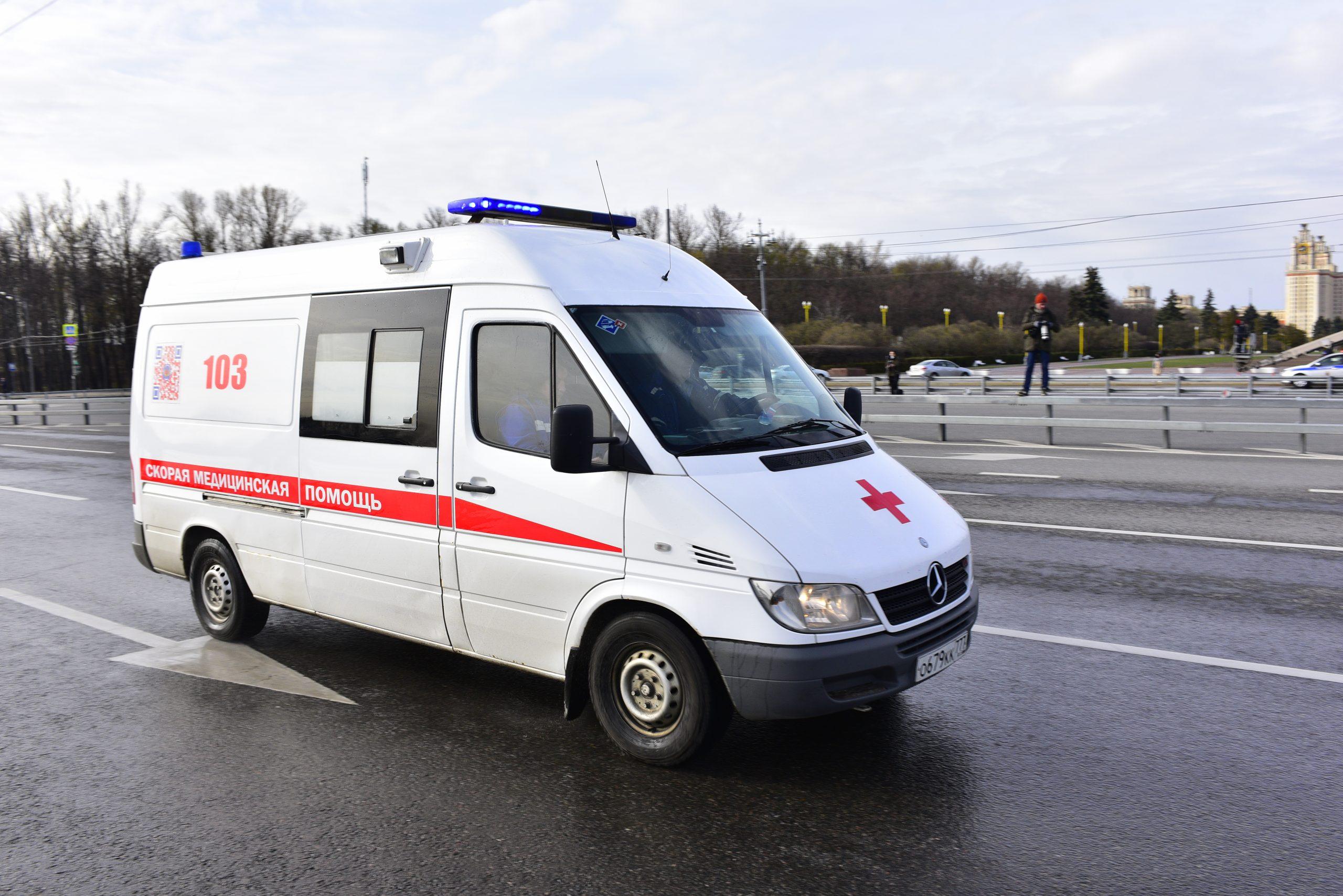 Главврач московской станции скорой помощи назвал симптомы для вызова врачей