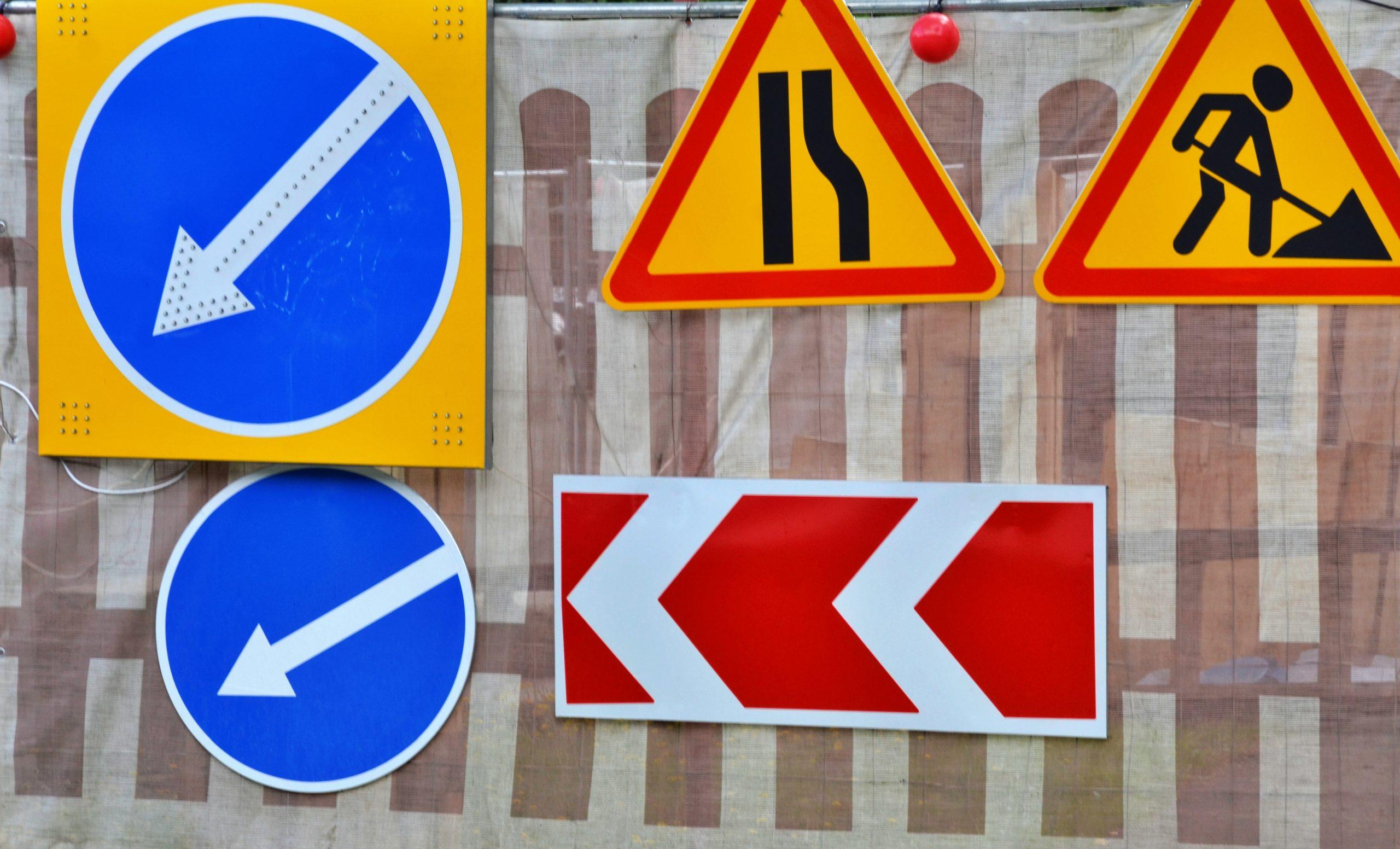 Ночное движение на проспекте Андропова ограничили до 25 апреля