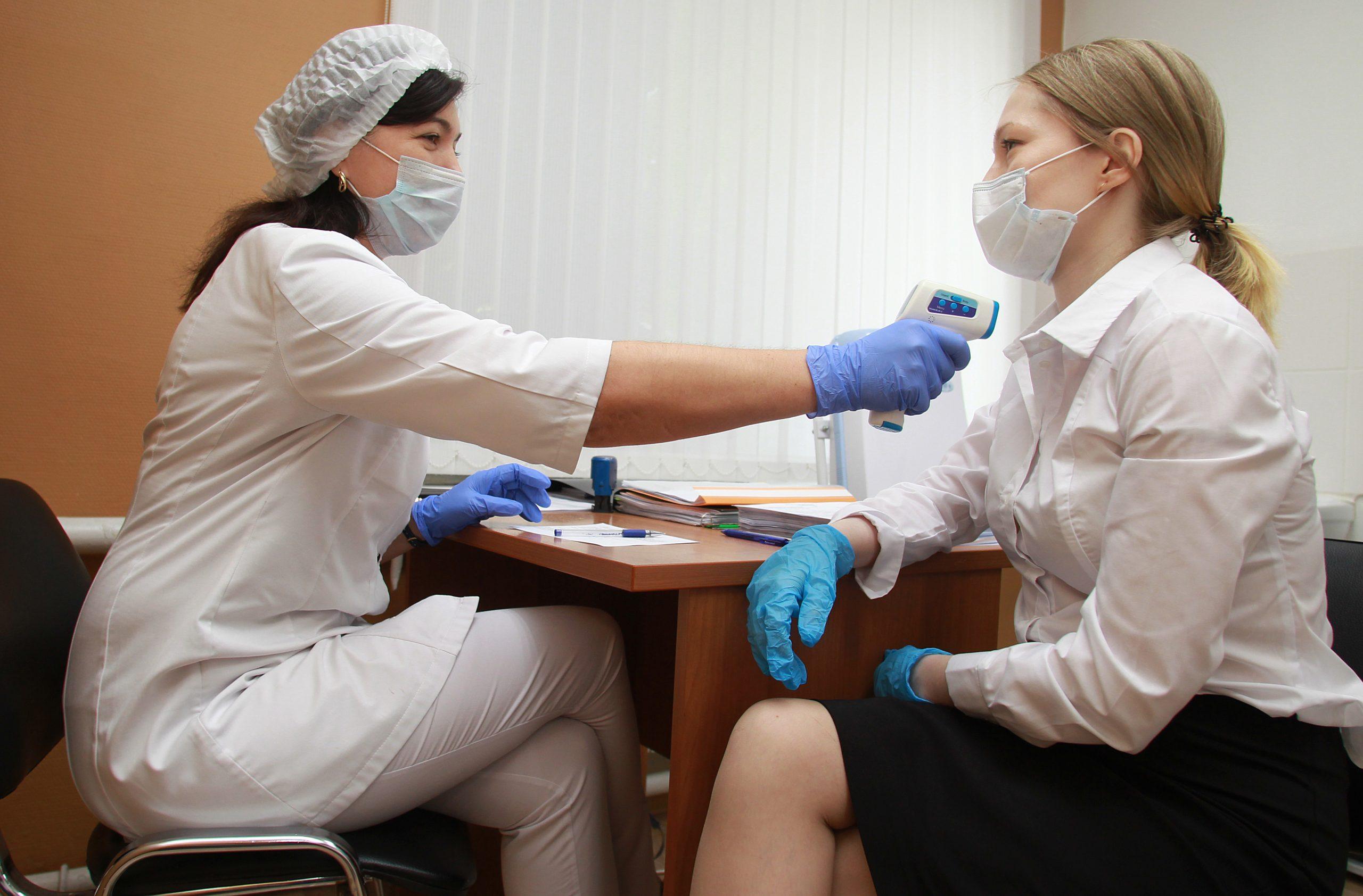 Оперативный штаб Москвы сообщил о заболевших коронавирусом за последние сутки