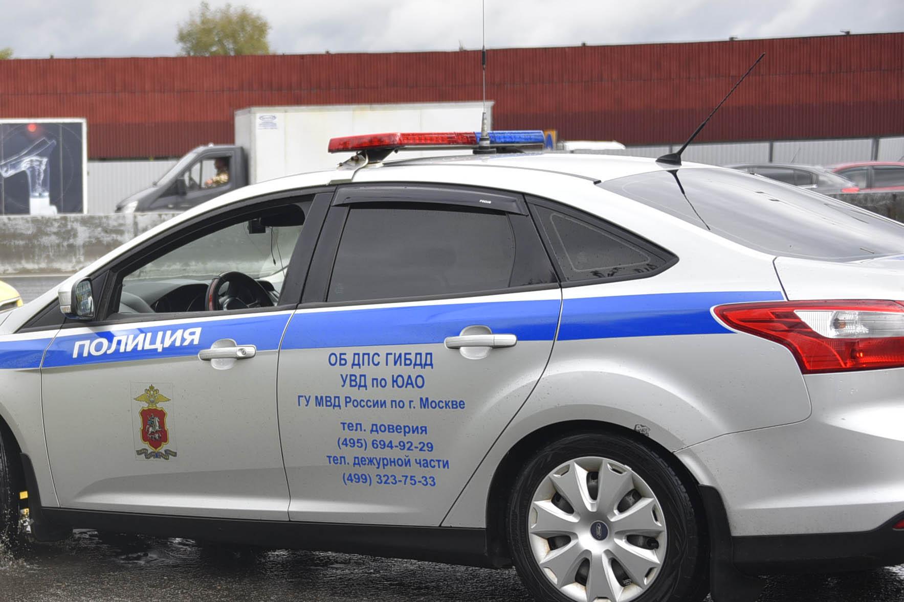 Количество ДТП с пострадавшими в Москве упало на 25 процентов