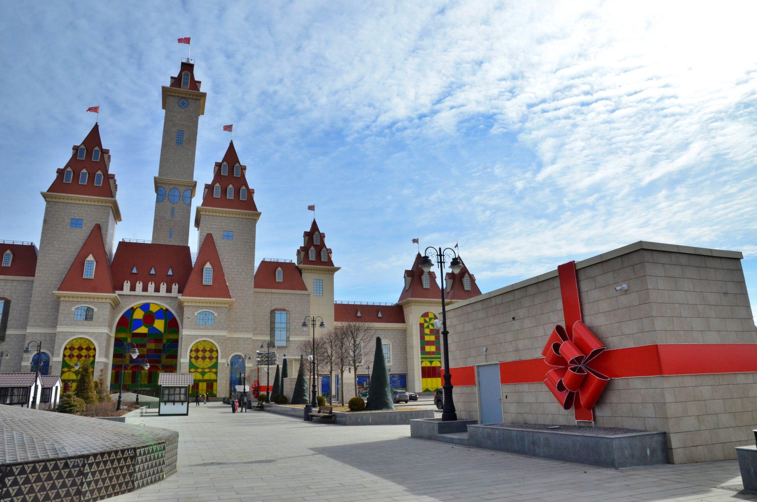 Парк «Остров Мечты» подключили к приложению «Парковки Москвы»
