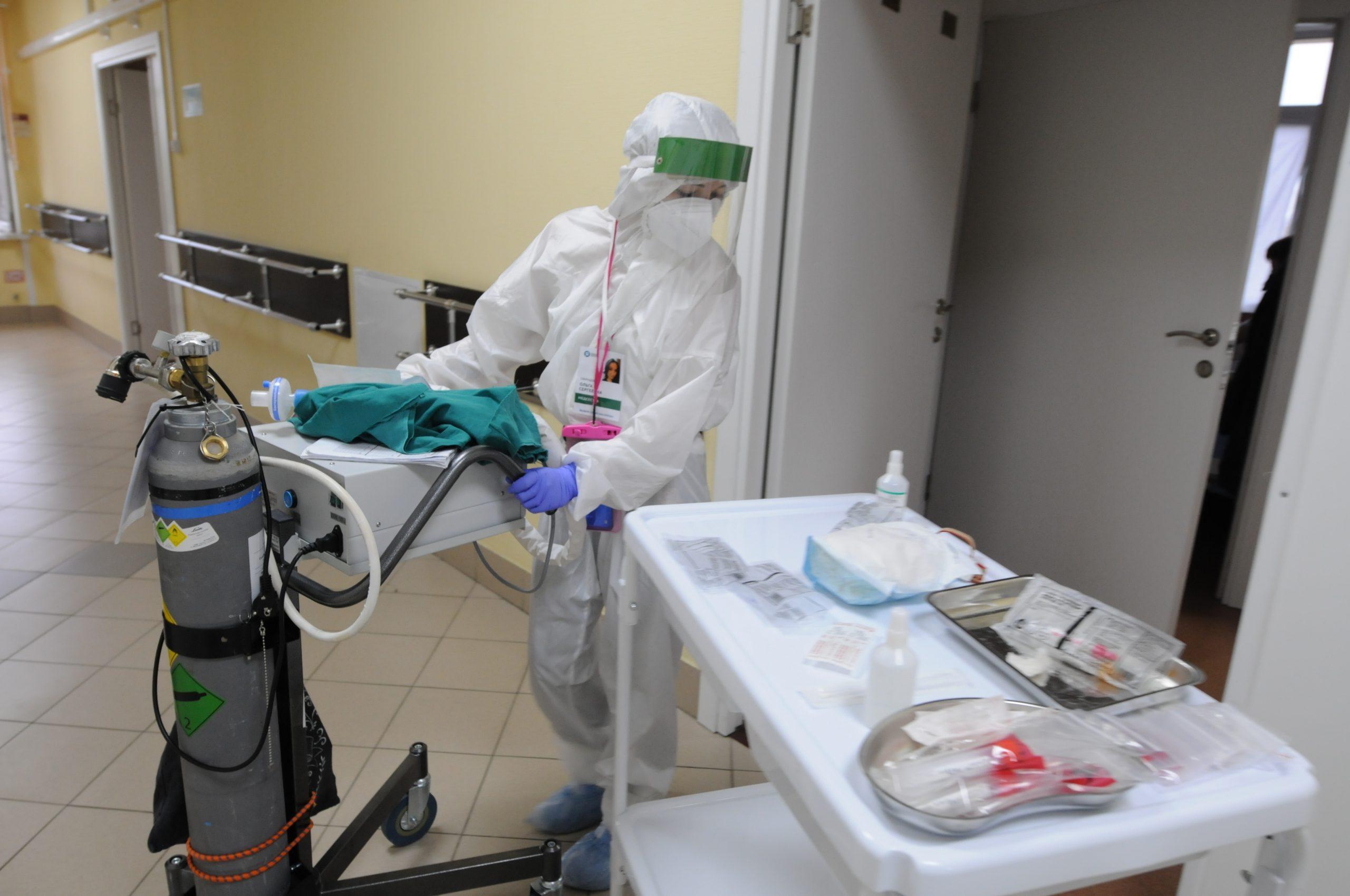 Сотрудники Оперативного штаба рассказали о заболевших коронавирусом в столице за последние сутки