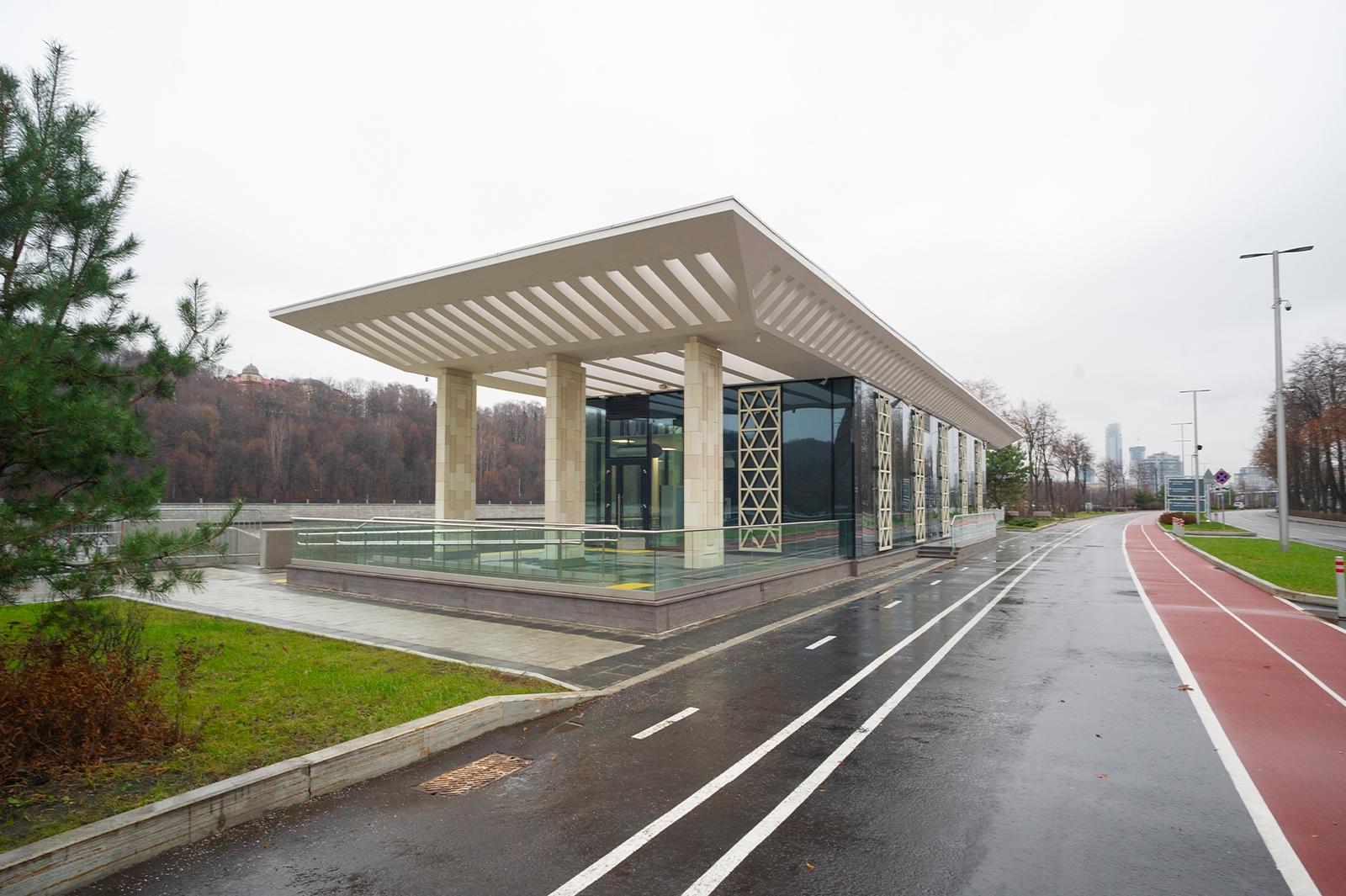 Сервисный центр уличных видов спорта обновили в «Лужниках»