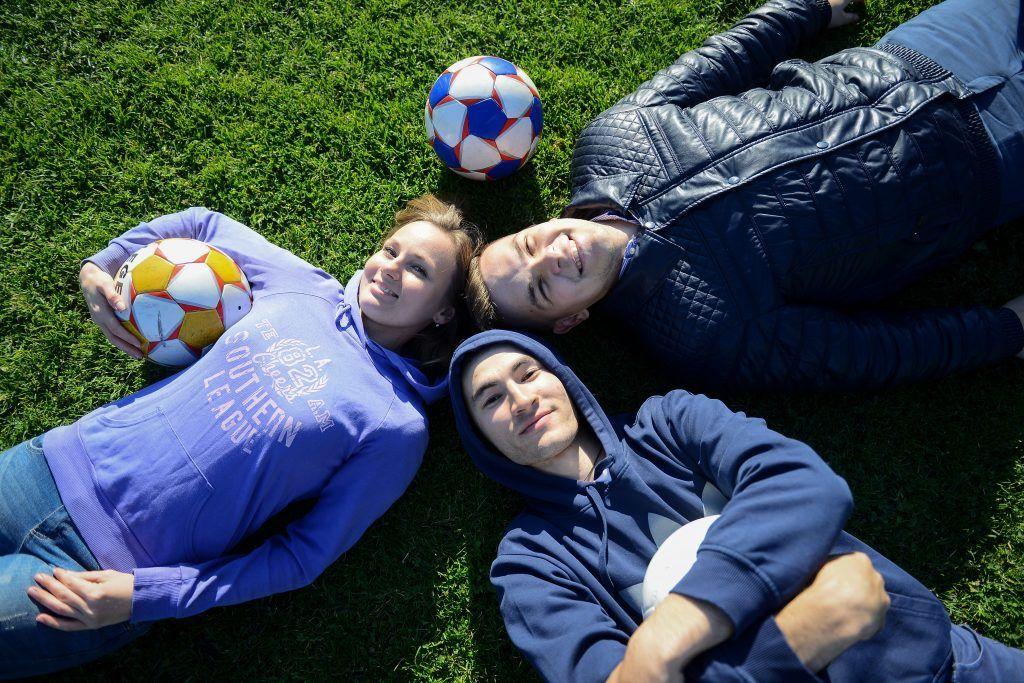 На юге Москвы ввели в эксплуатацию ФОК с футбольным манежем