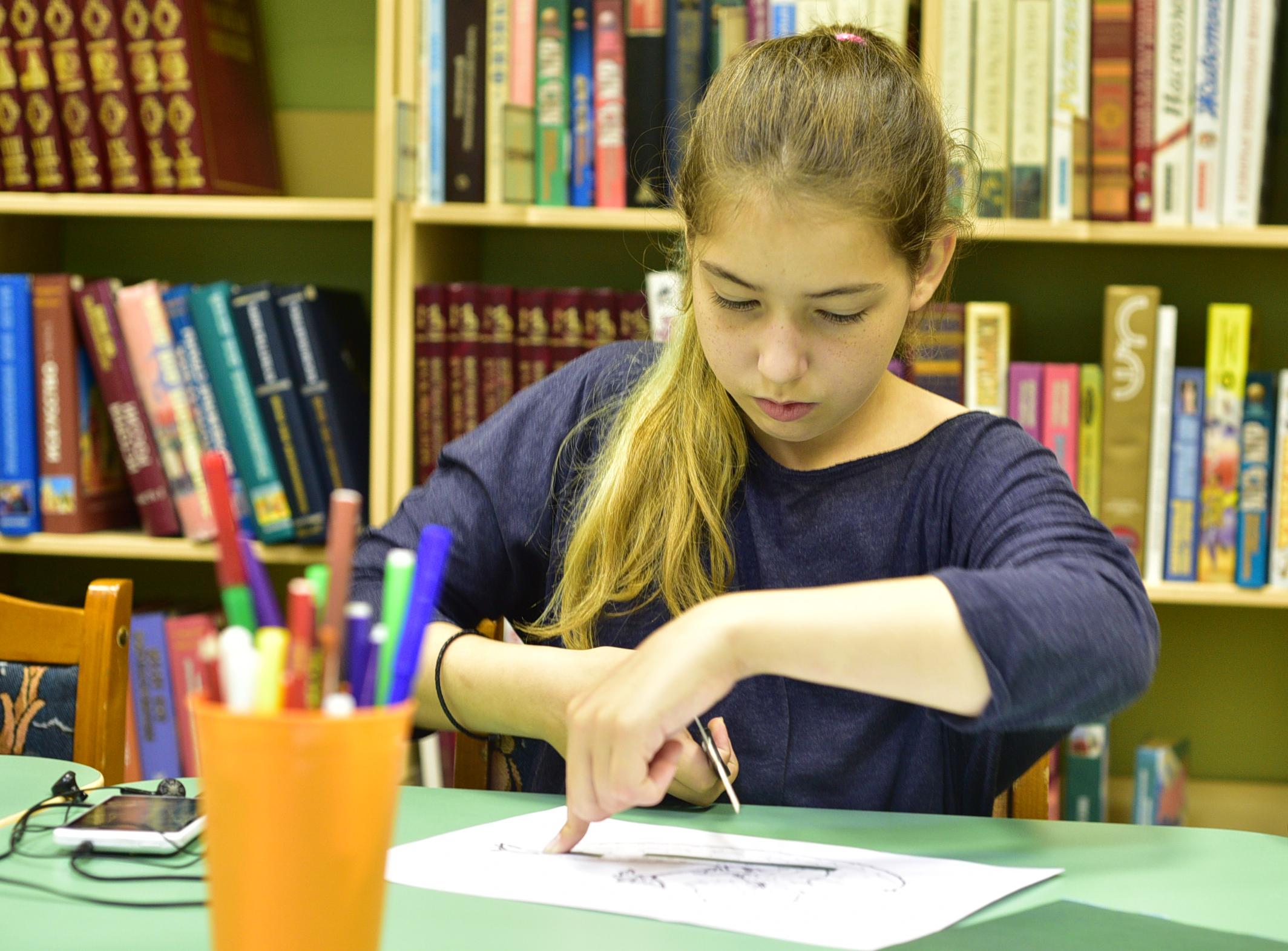 Центр творчества на юге Москвы пригласил детей на мастер-классы