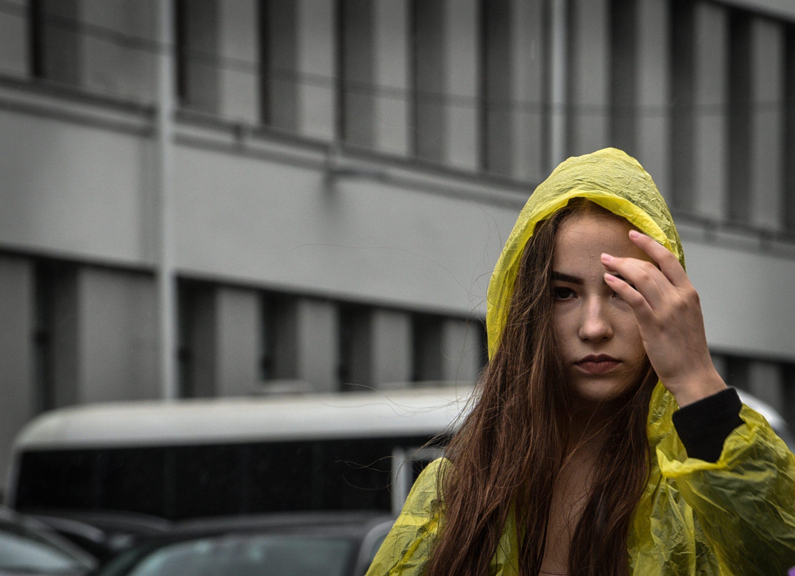 Понадобится зонт или дождевик. Фото: Пелагия Замятина