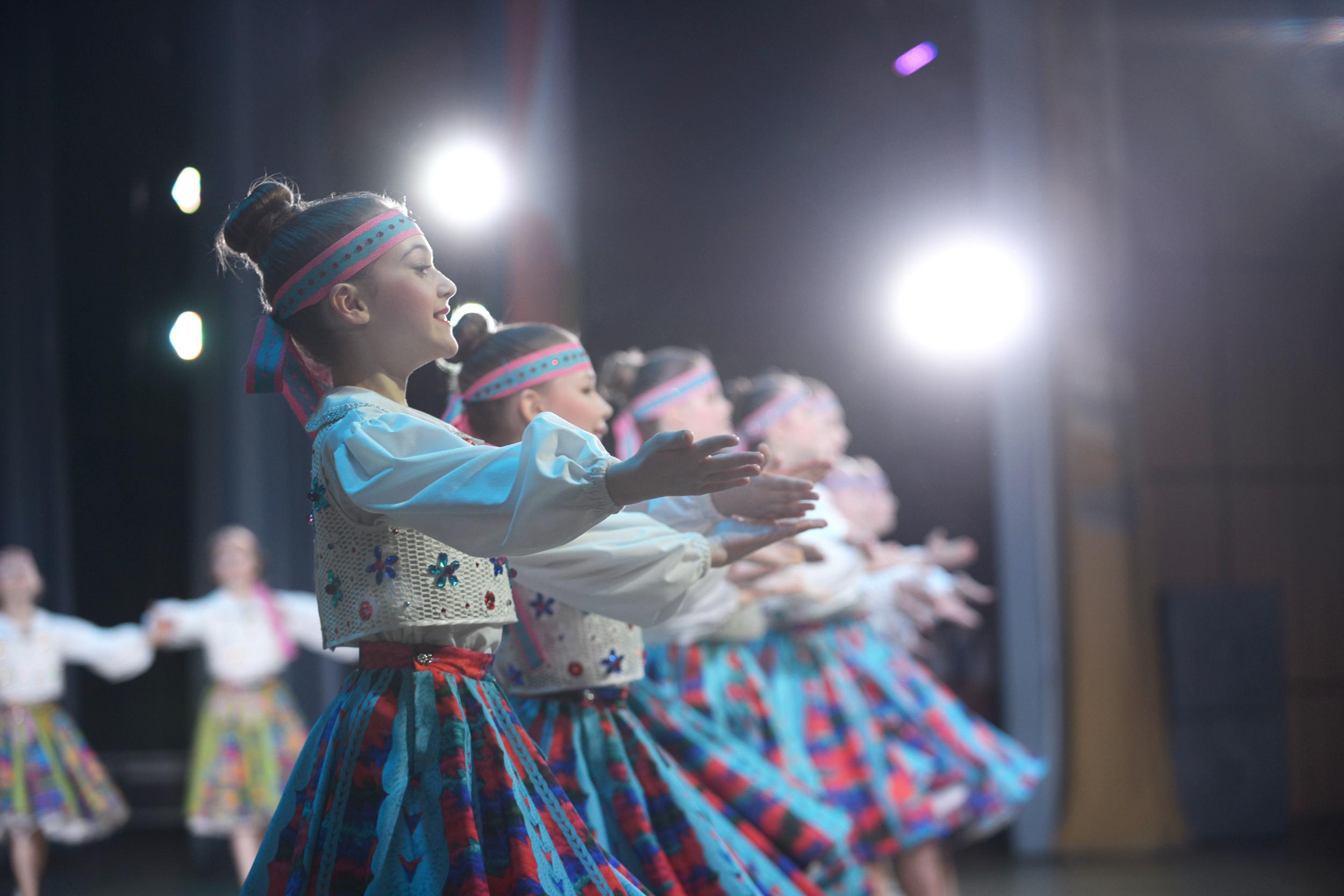 Международный день танца отметят в библиотеке №167