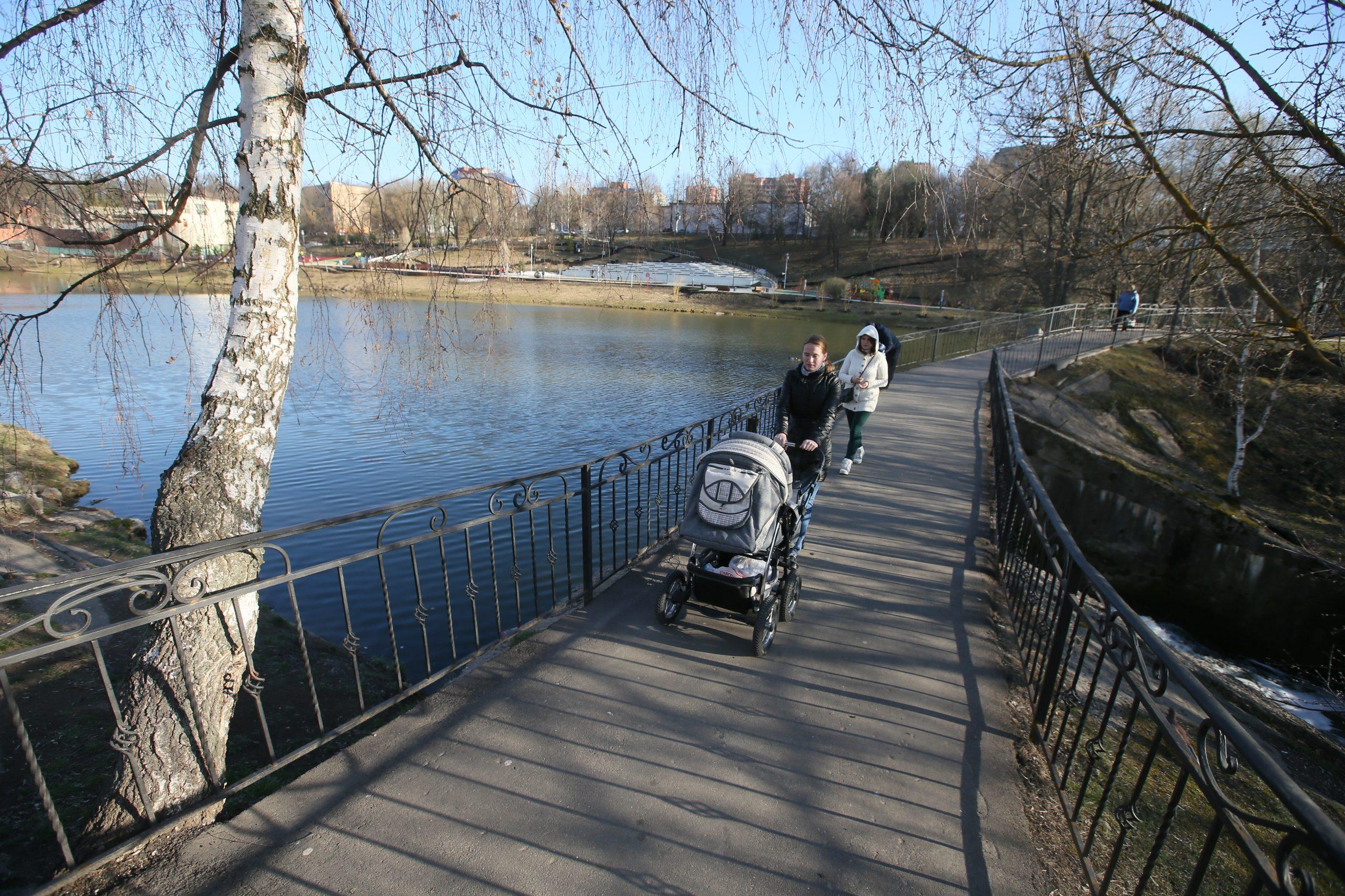 Квест «Я шагаю по паркам» стартовал в Москве