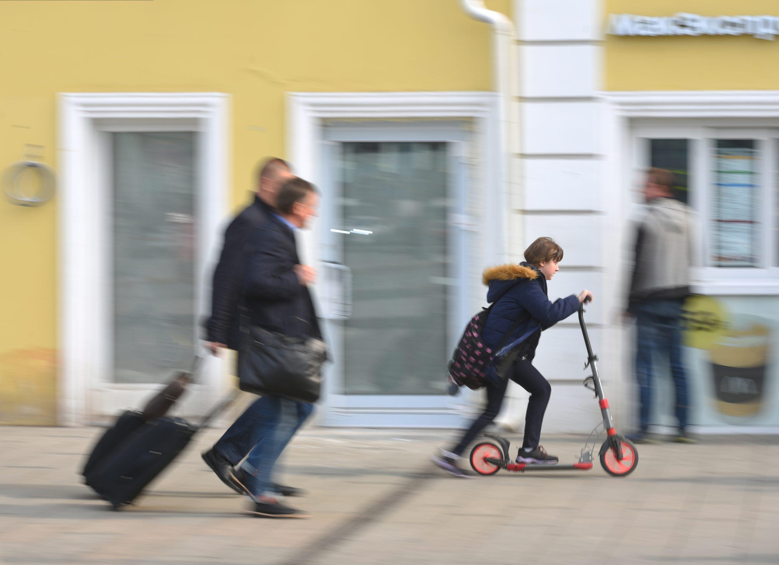 Прокат электросамокатов в Москве увеличится до 10 тысяч единиц