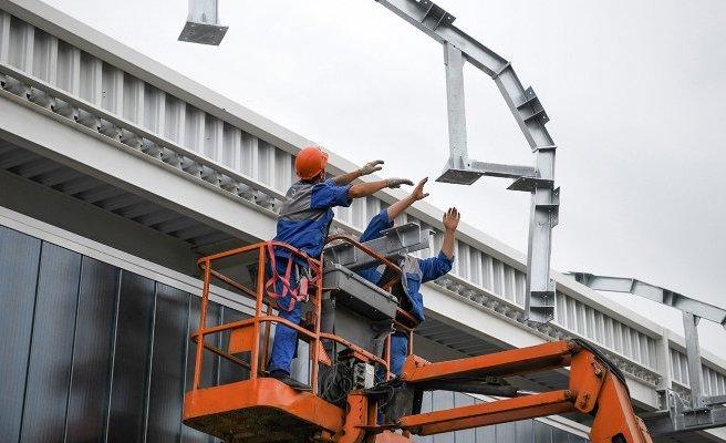 Специалисты построят девять новых мостов в Москве до конца 2024 года