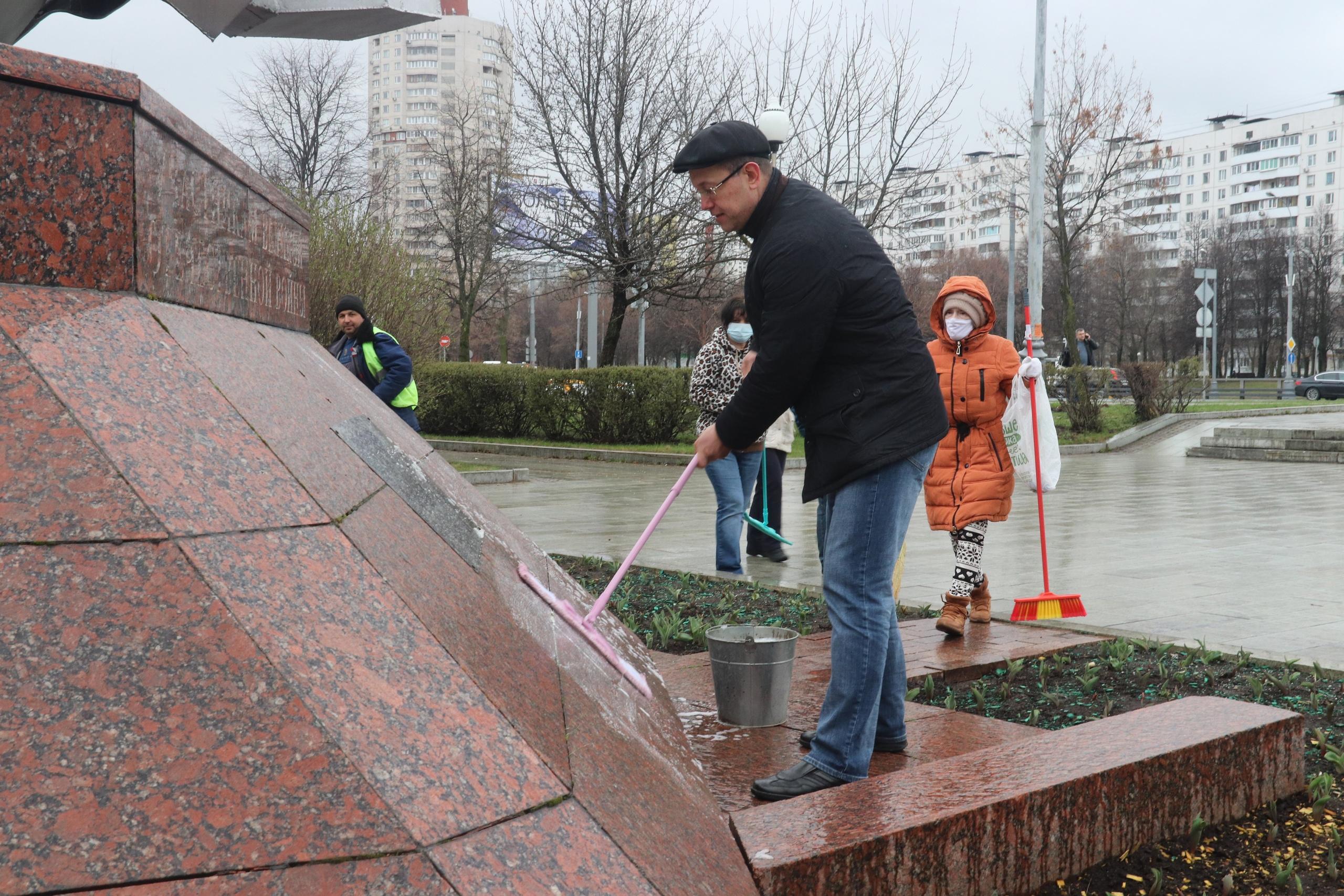 Патронатную акцию провели в Орехове-Борисове Южном